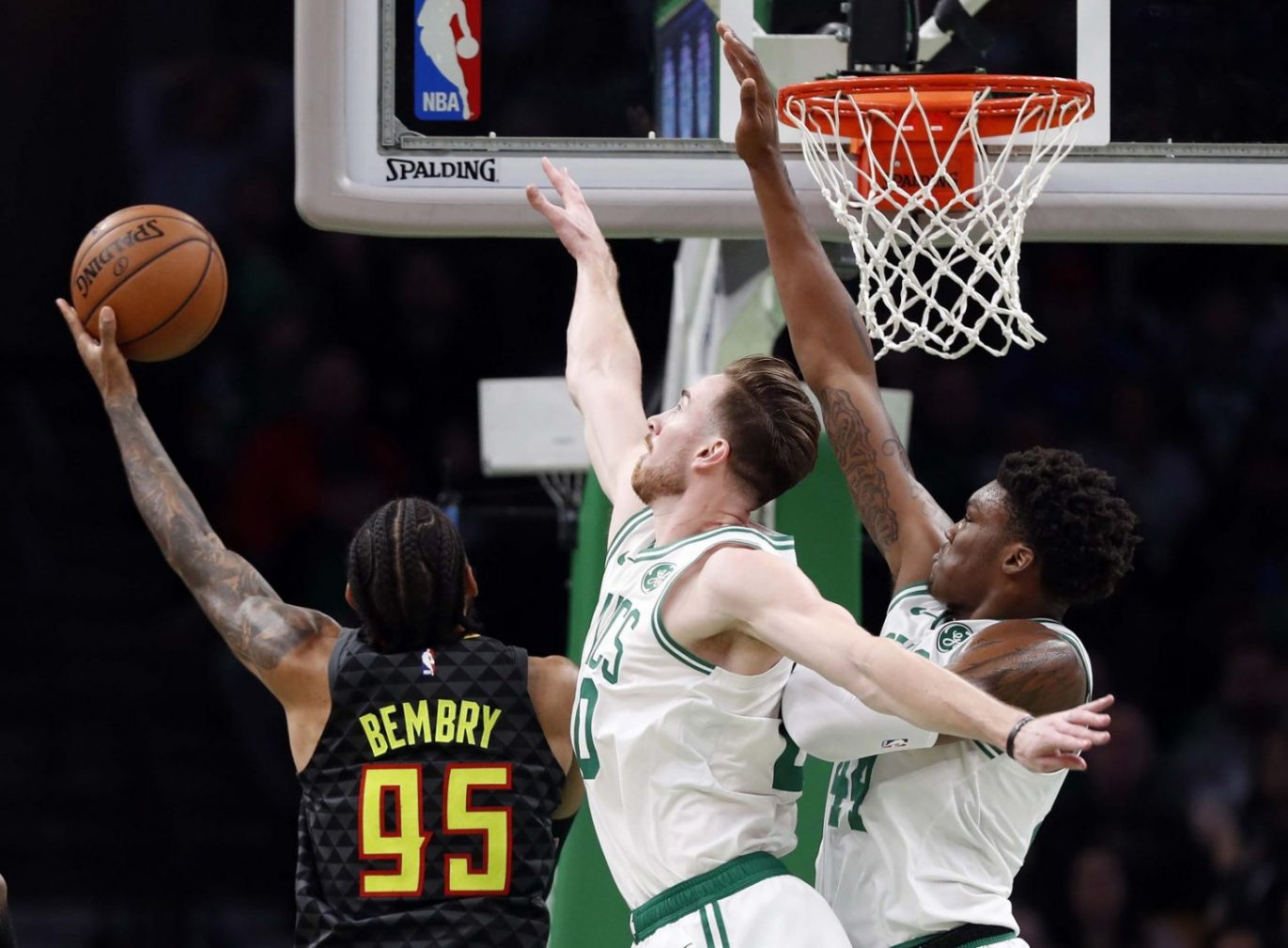 Recap: Celtics send Hawks into eldritch hell-realm beyond time in blowout win