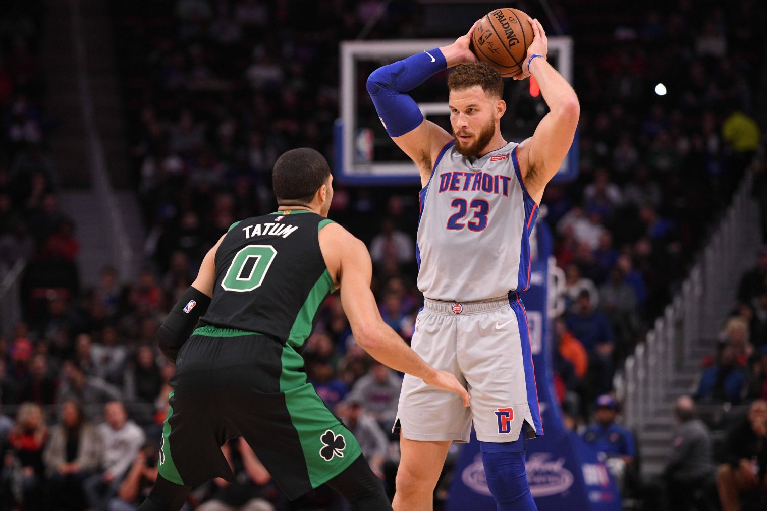 Recap: Celtics win streak ends with a dying screech against Pistons