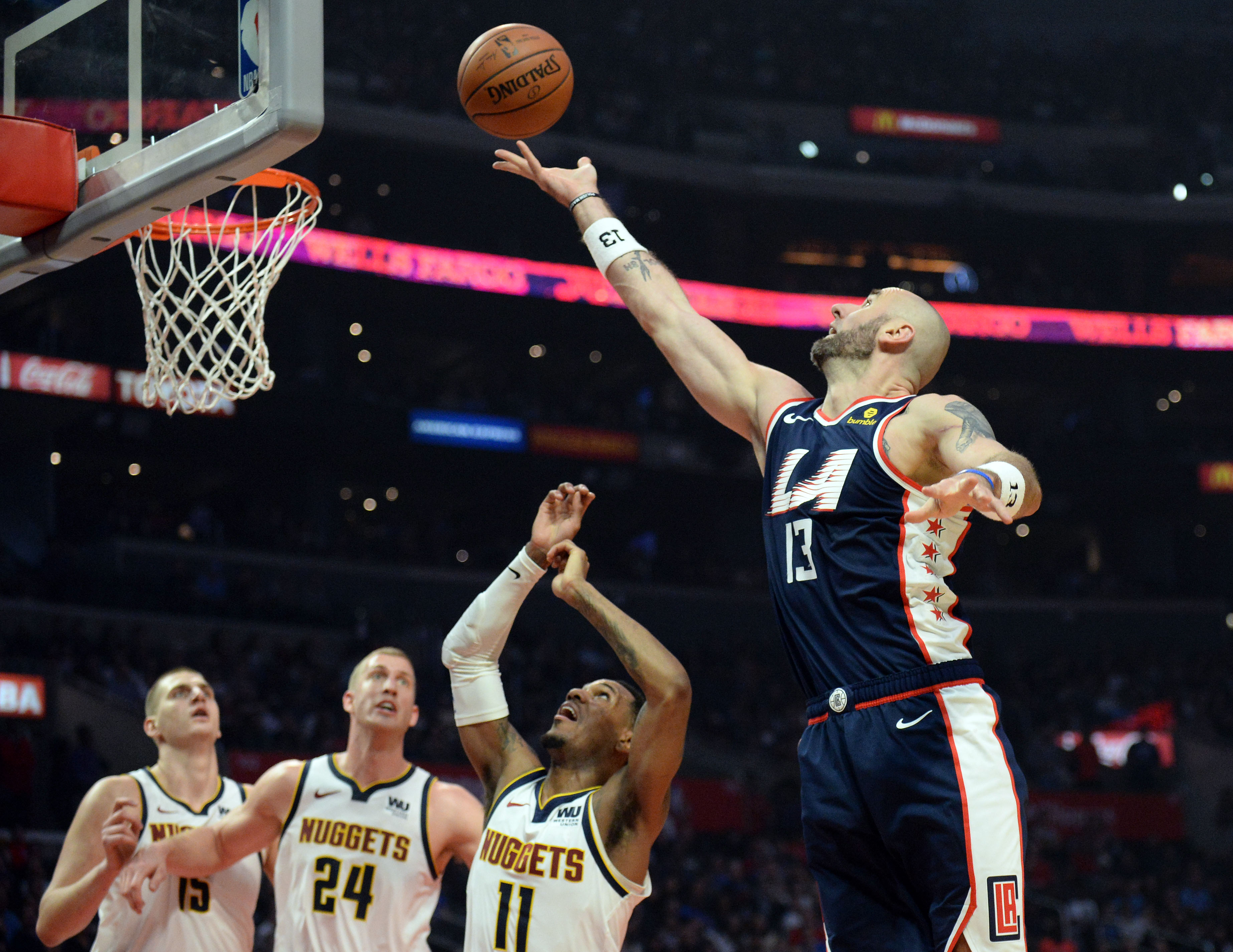 Doc Rivers: Marcin Gortat Needs to Become the Clippers' Instigator