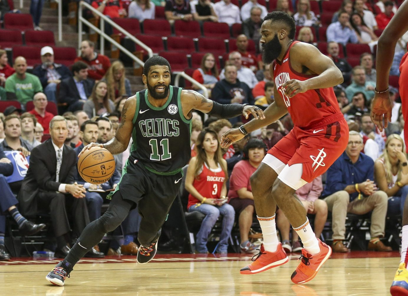 Recap: Celtics outgunned by resurgent Rockets
