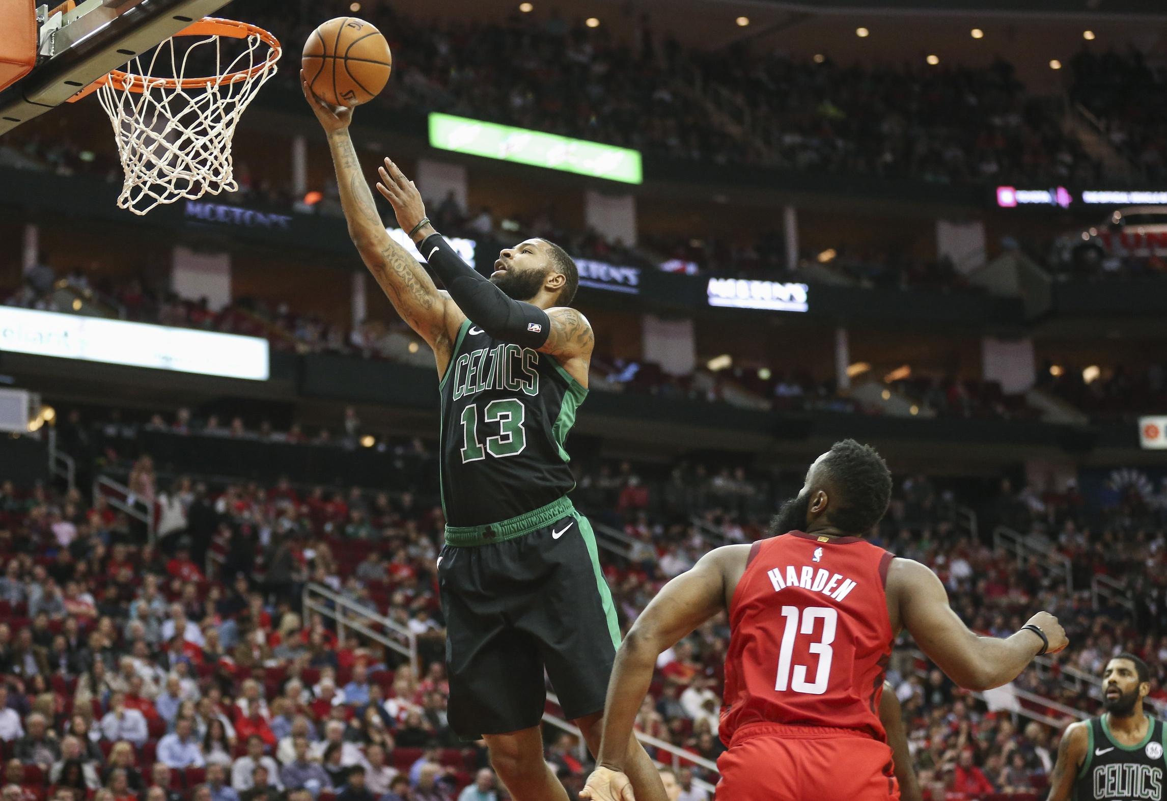 Your Morning Dump... Is Marcus Morris an All-Star?
