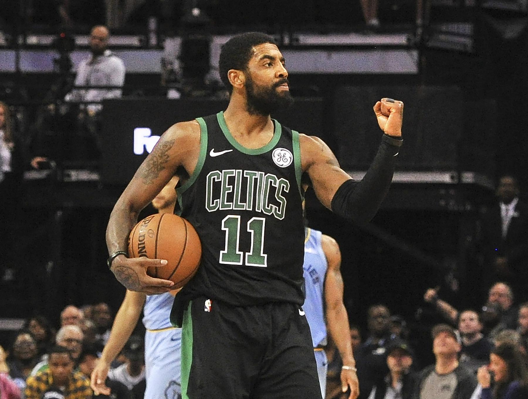 Recap: Celtics finally show grit and balls in comeback win over Memphis