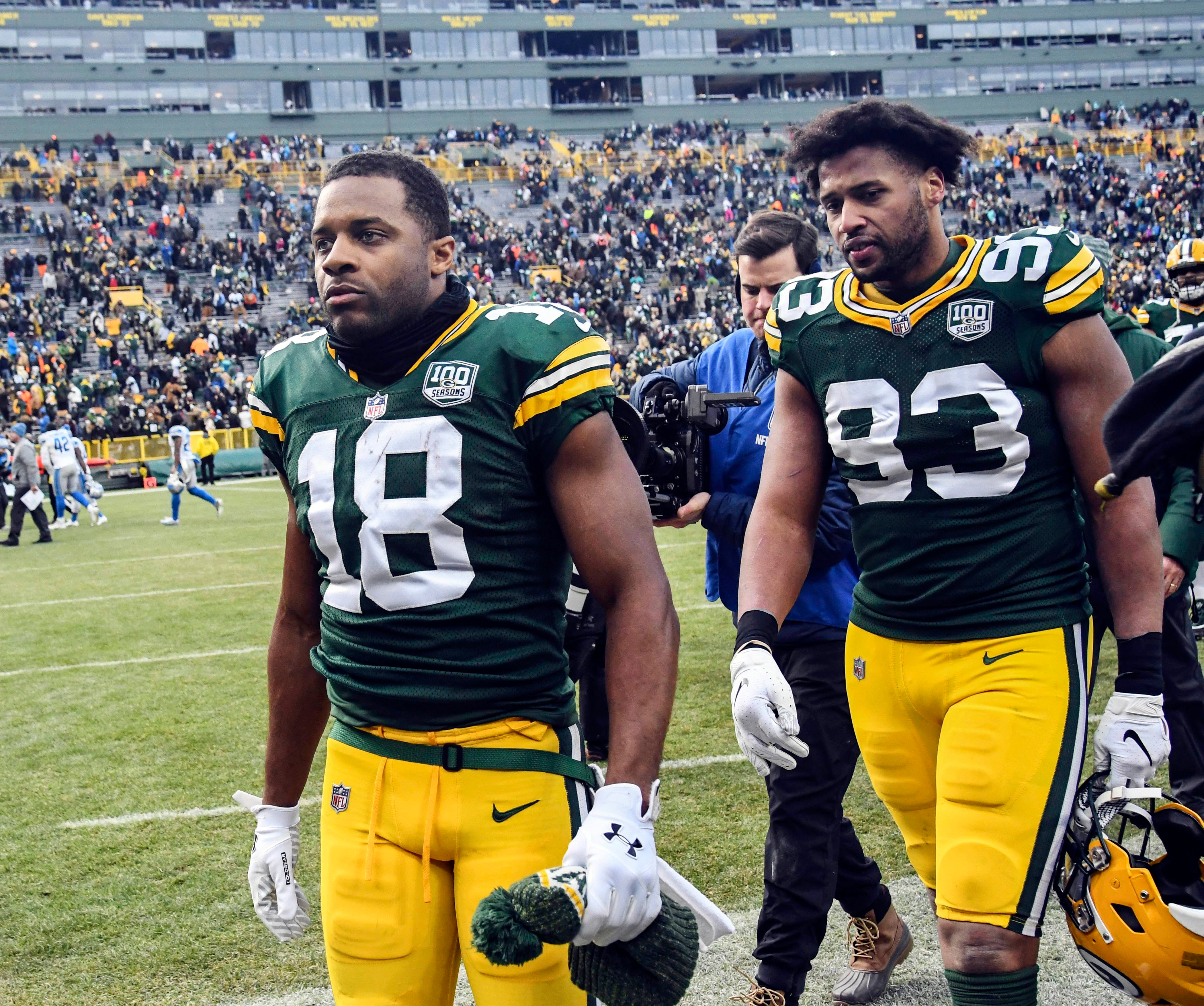 Seven Key Takeaways from the Packers 31-0 Loss to the Lions