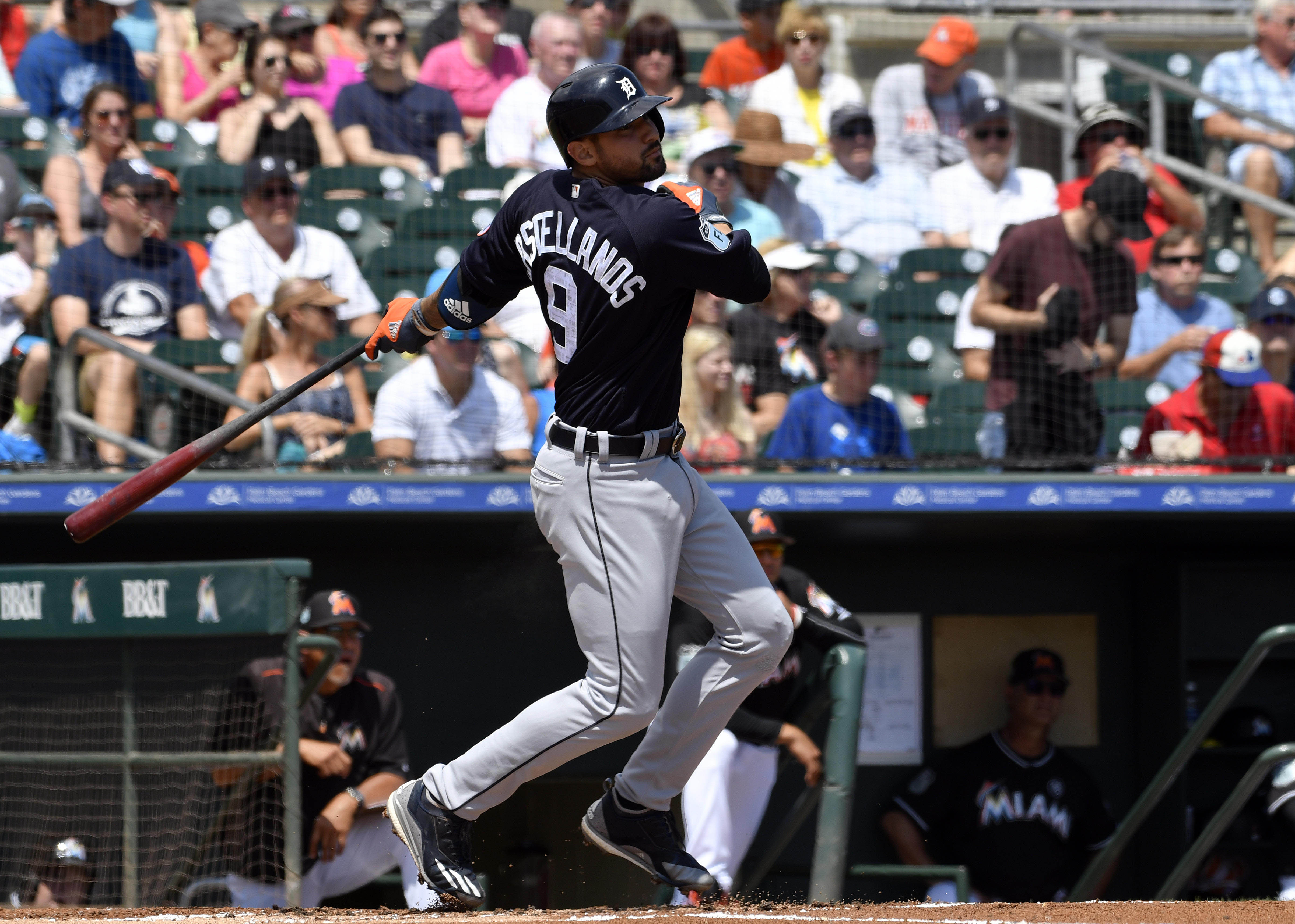 Report: New York Mets Have Talked To Detroit Tigers About Trade For Nick Castellanos