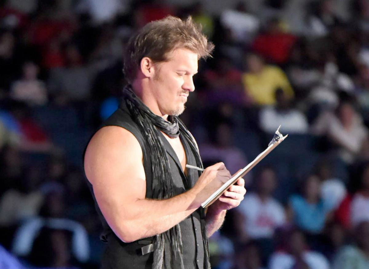 LOOK:  Chris Jericho Fuels Rumors Of Impact Wrestling Debut In New Instagram Photo