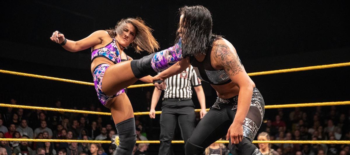 NXT Star Dakota Kai Injured At WWE Live Event