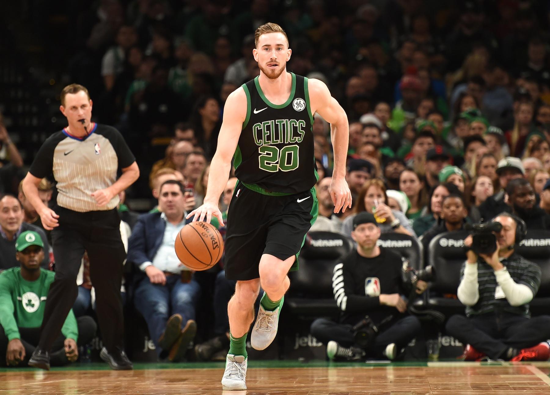 Breaking down the Boston Celtics alley oop for Gordon Hayward
