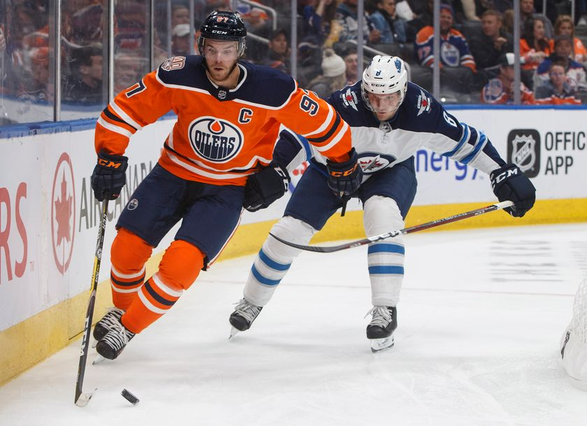 Oilers Gameday vs Winnipeg: 2019 Can't Start Soon Enough