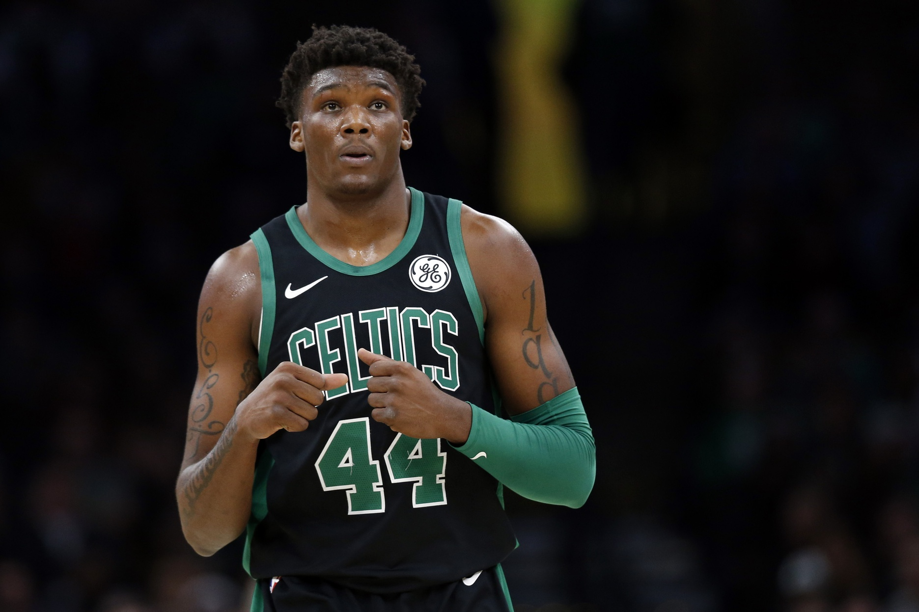Digging deeper into Robert Williams' big night for the Boston Celtics
