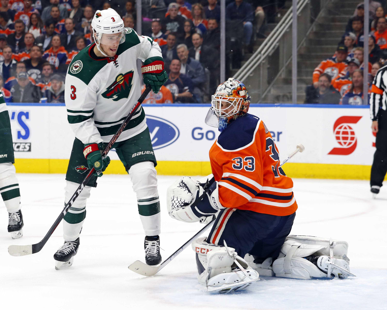 Oilers Pushing Cam Talbot Trade