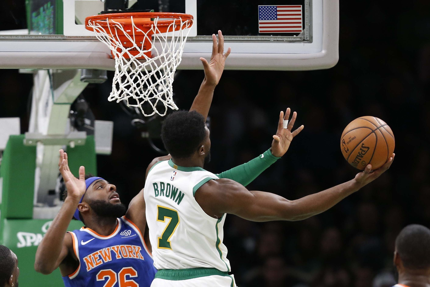 Recap: Celtics lure Knicks into offensive chainsaw for blowout revenge win