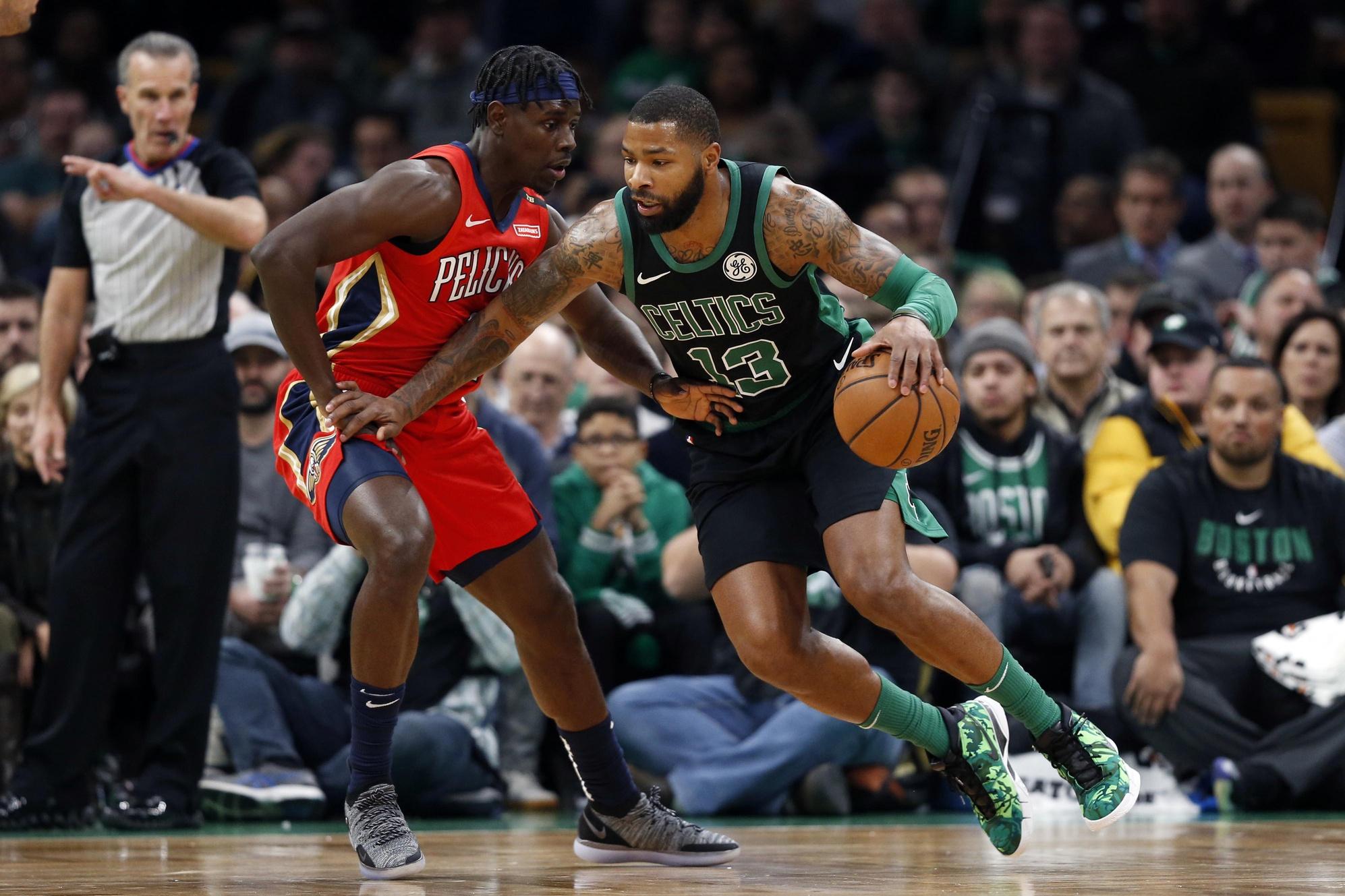 Recap: Hospital Celtics vanquish Pelicans in triumphant return
