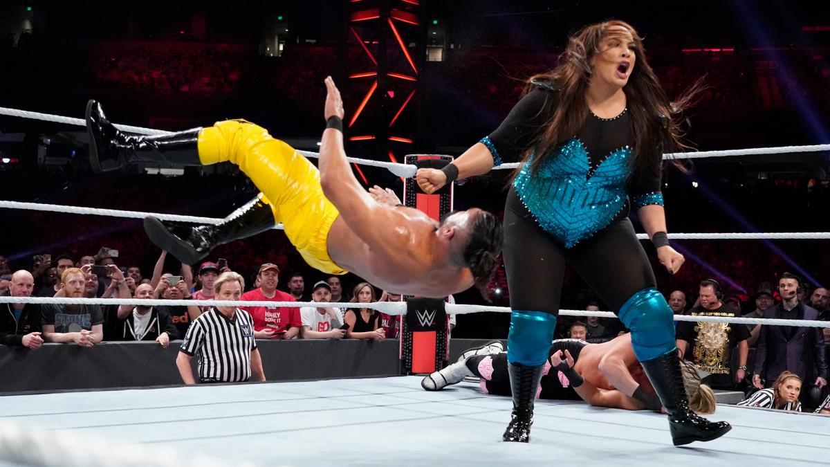 Did 'WWE Royal Rumble' Reintroduce Intergender Wrestling?