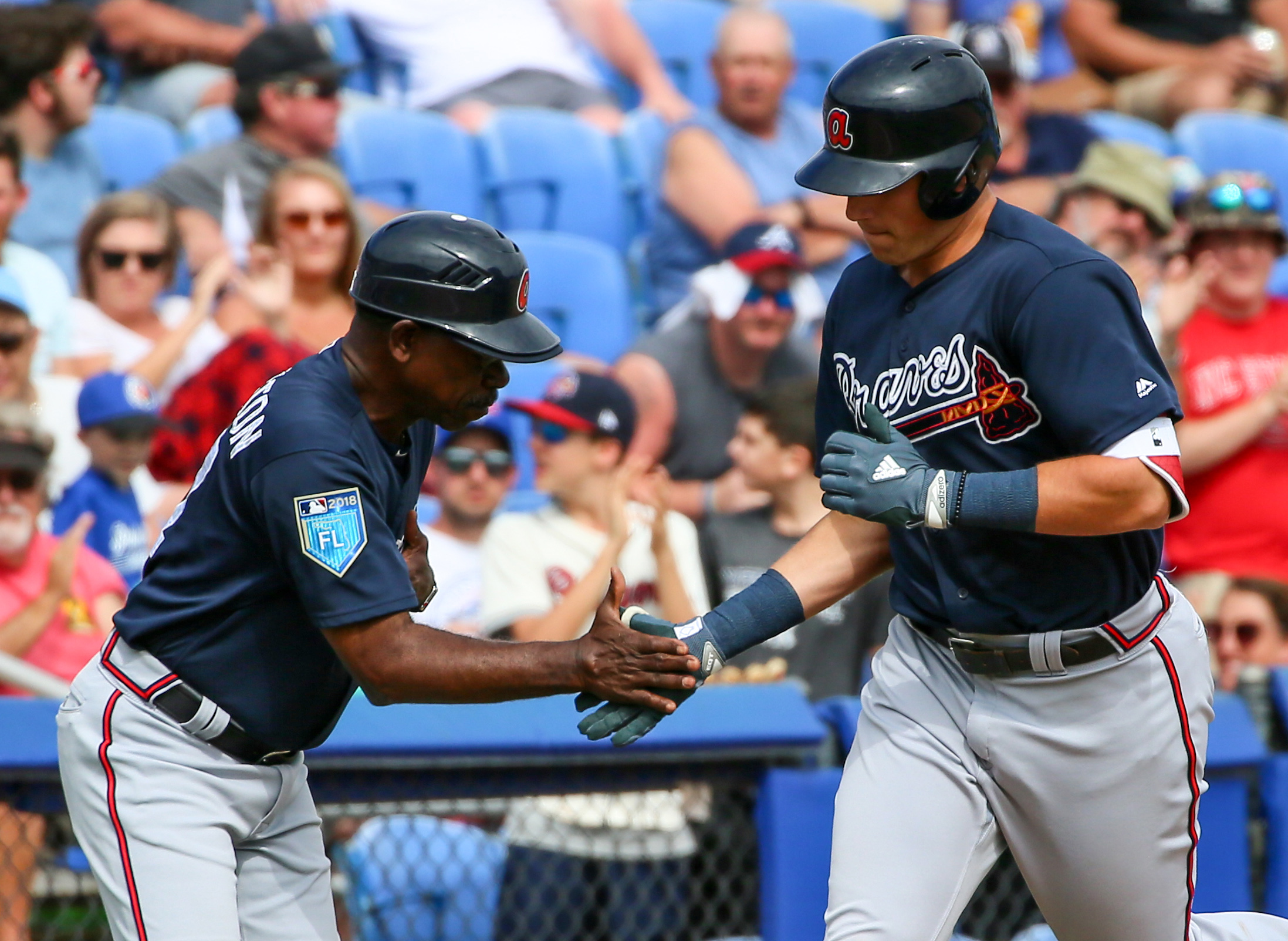 Austin Riley's Super-High BABIP