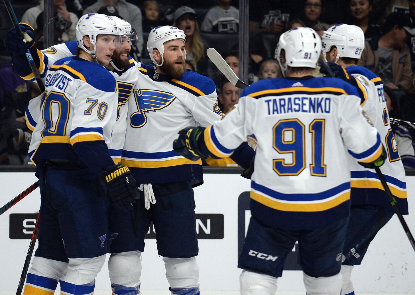 The Blues will be on 101 ESPN radio beginning in 2019-20