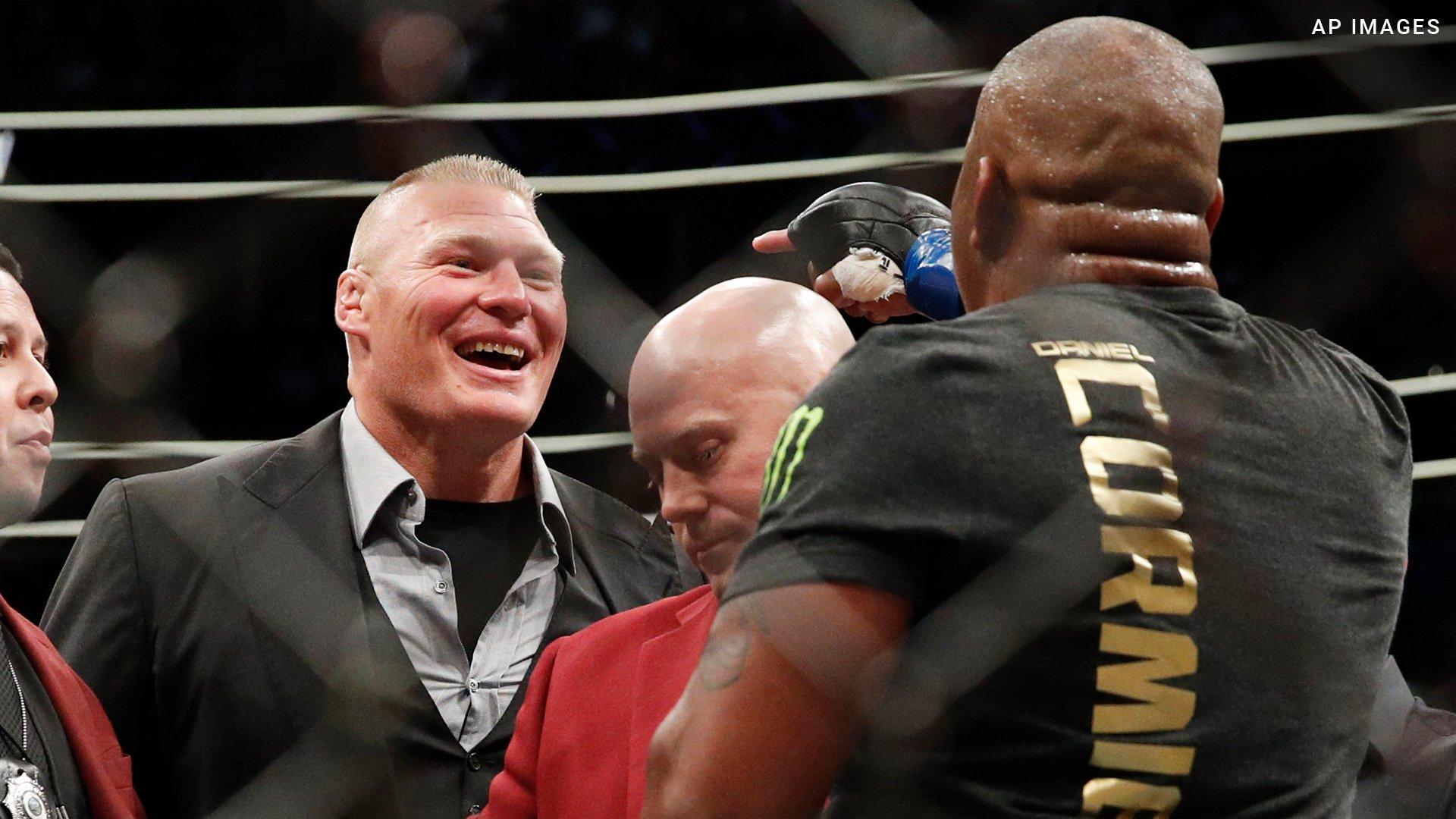Should WWE Contact Daniel Cormier To Build 'WrestleMania 35' Title Feud