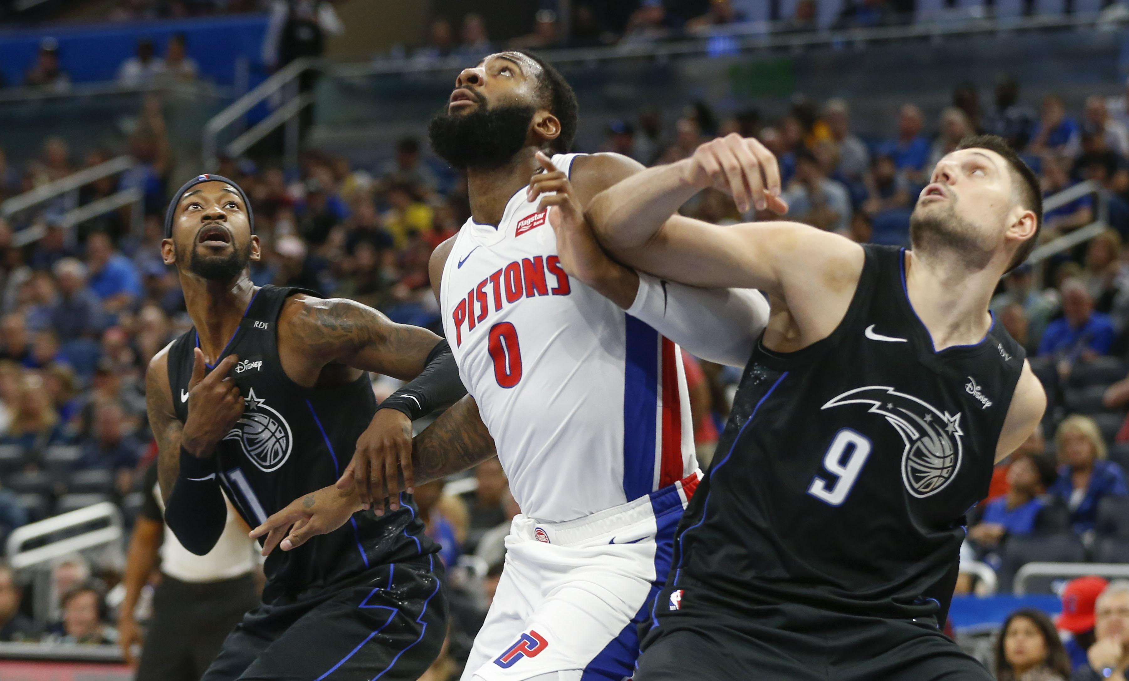 Game Prediction: Magic-Pistons