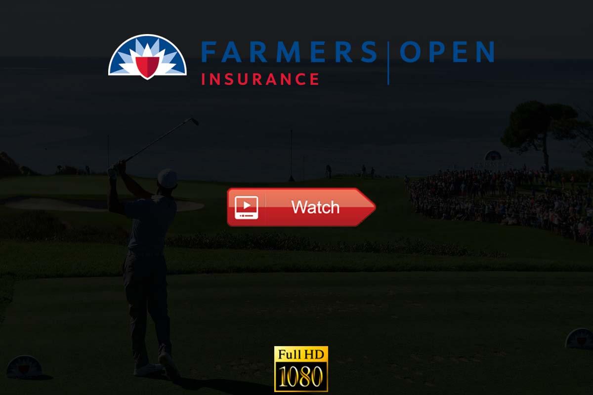 Farmers Insurance Open live stream Reddit