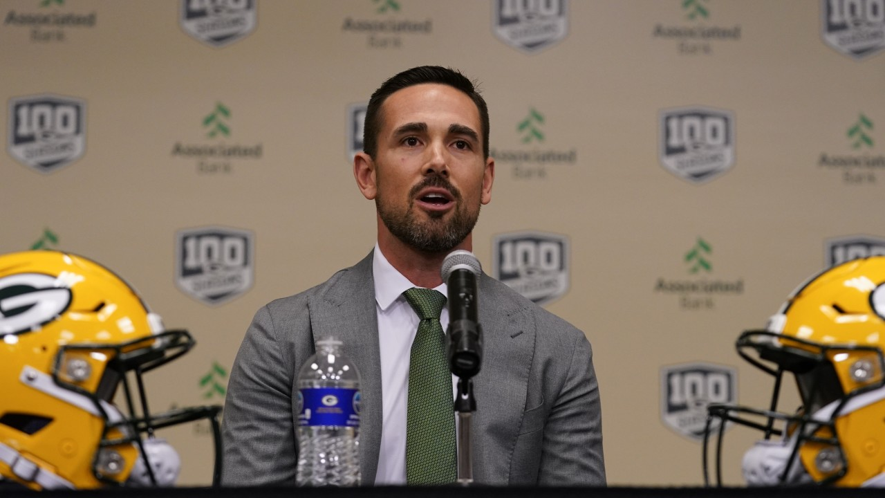 Matt LaFleur Accepts the Challenge of Leading the Packers