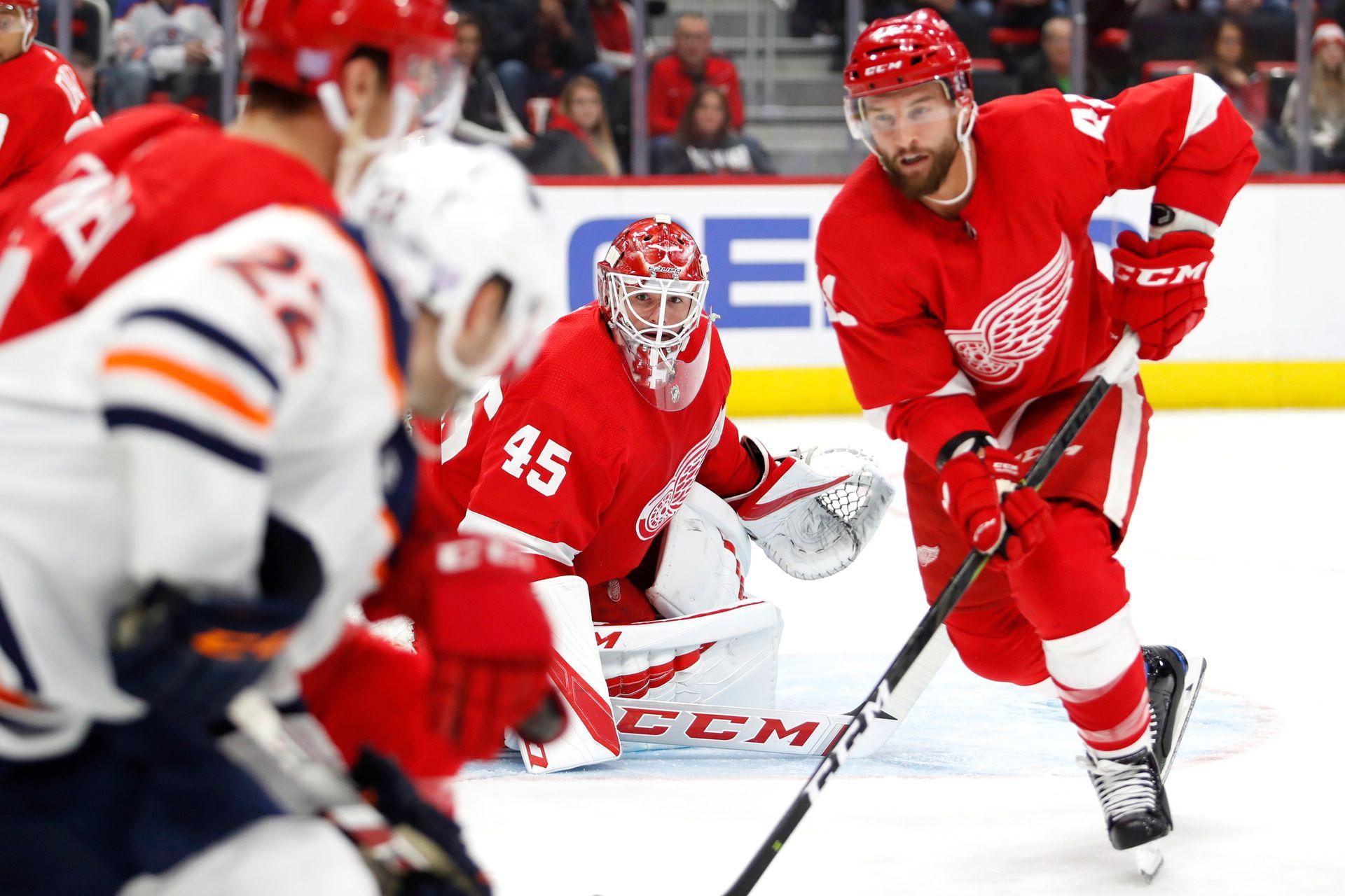 Oilers Gameday vs Detroit: Can We Start The All Star Break Already?