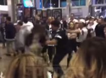 Video emerges of epic fight between Cowboys, Seahawks fans after game