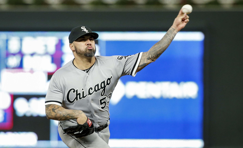 Report: New York Mets Sign Hector Santiago