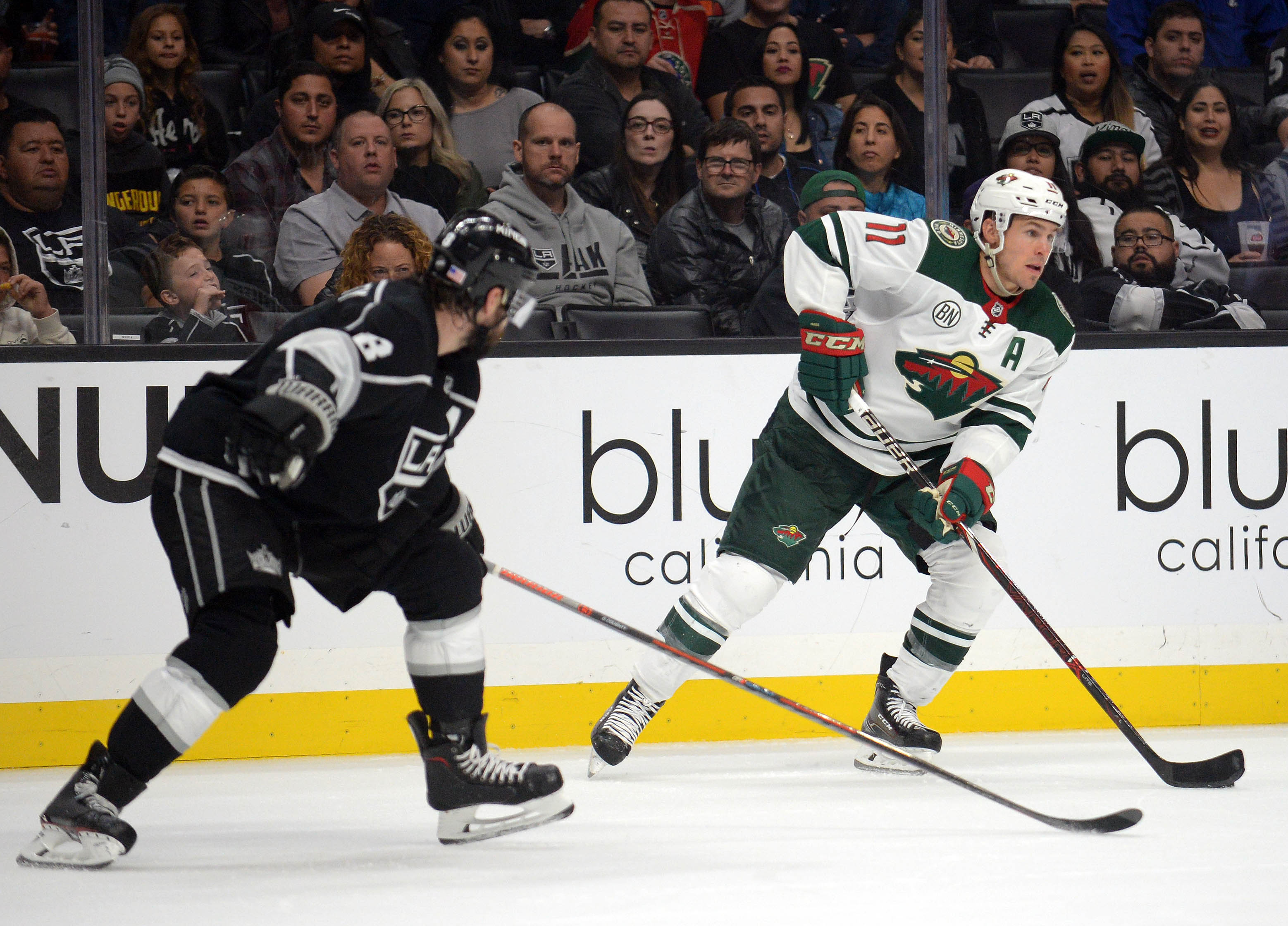 Game Preview: Minnesota Wild vs. Los Angeles Kings 1/15/19 @ 7:00PM CST at Xcel Energy Center
