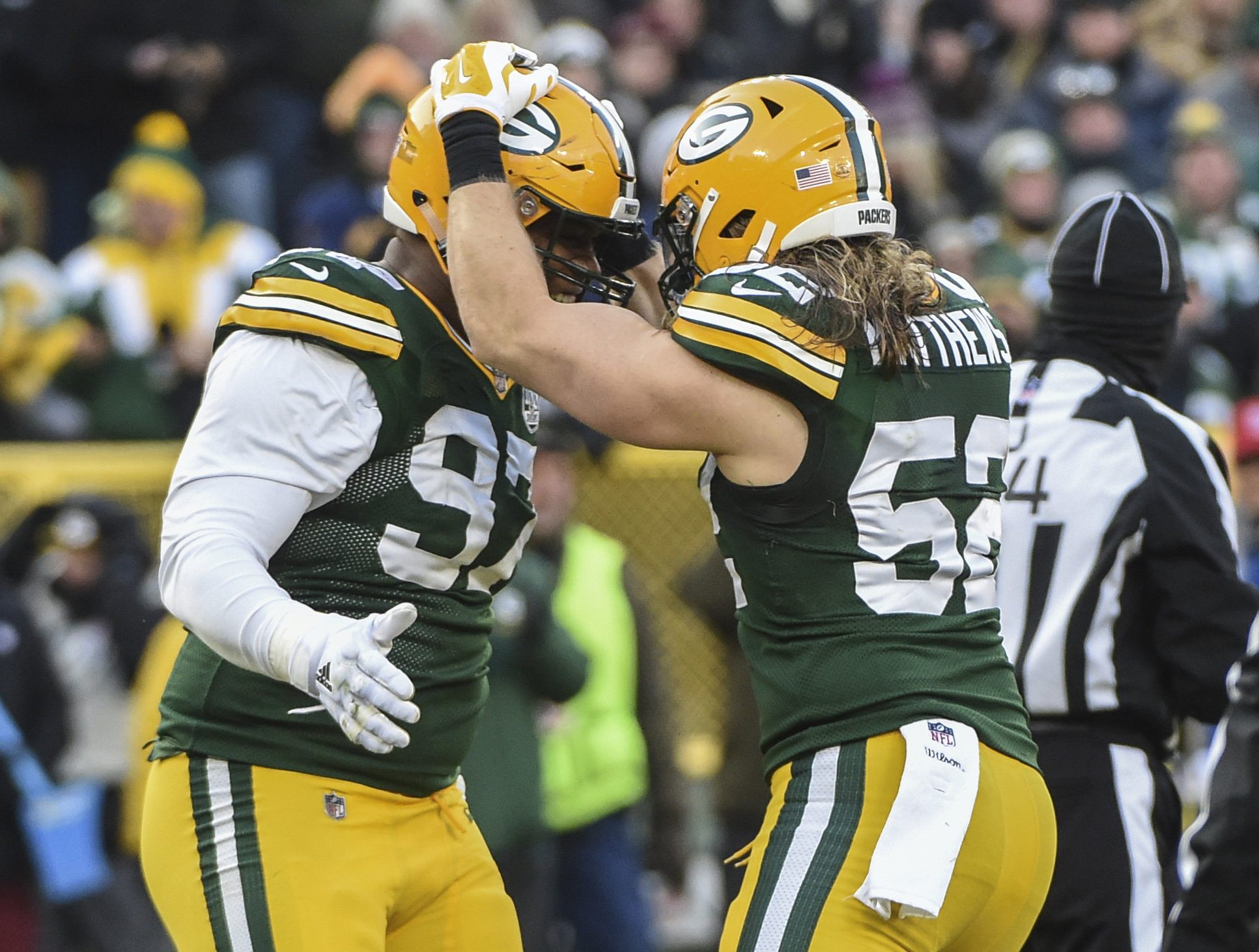 Final Grades for the Packers Defense and Special Teams 2018