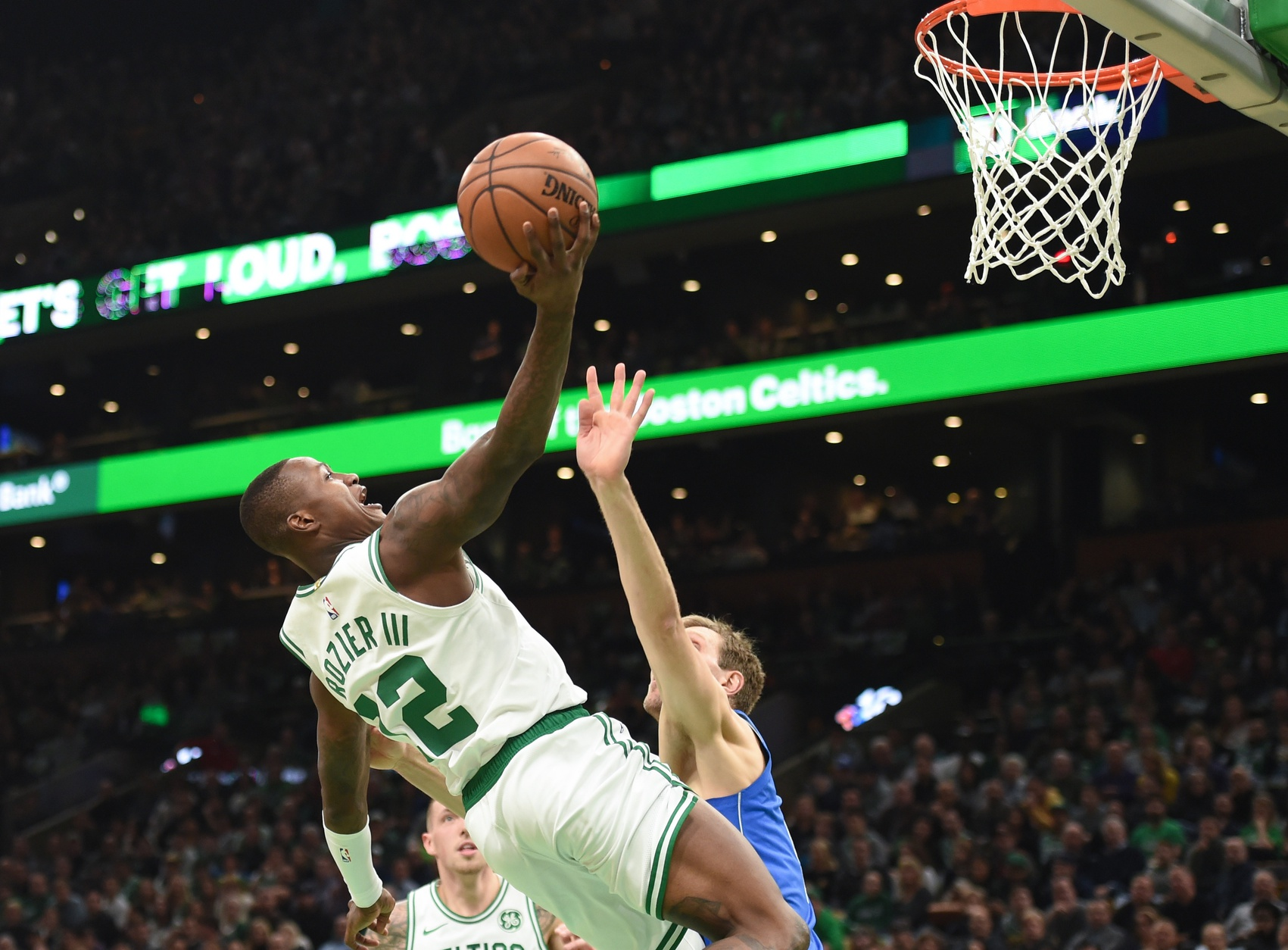 Your Morning Dump... Where Terry Rozier wants the bloggers to know he's happy