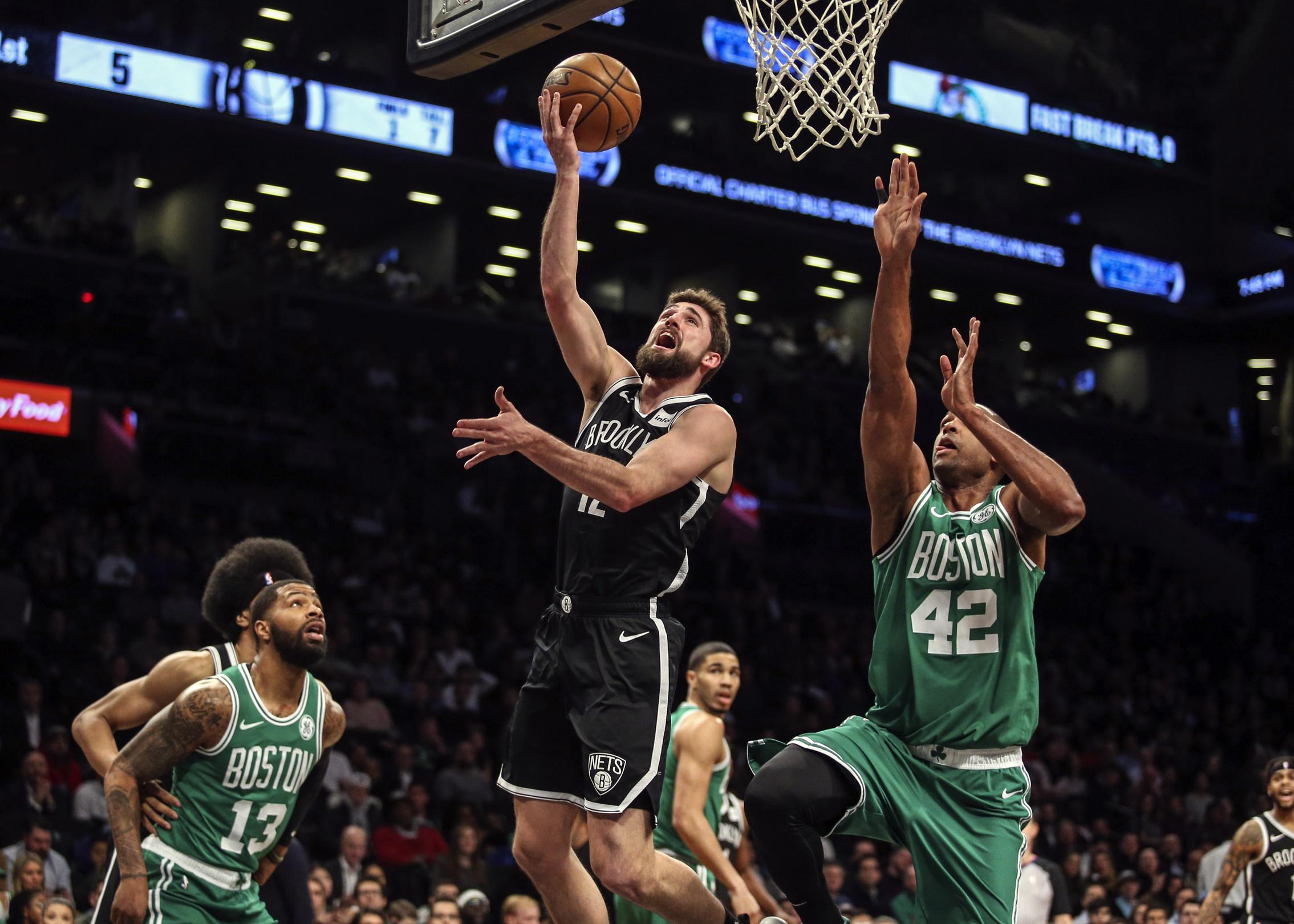 Recap: Brooklyn blowout might be rock bottom for Celtics