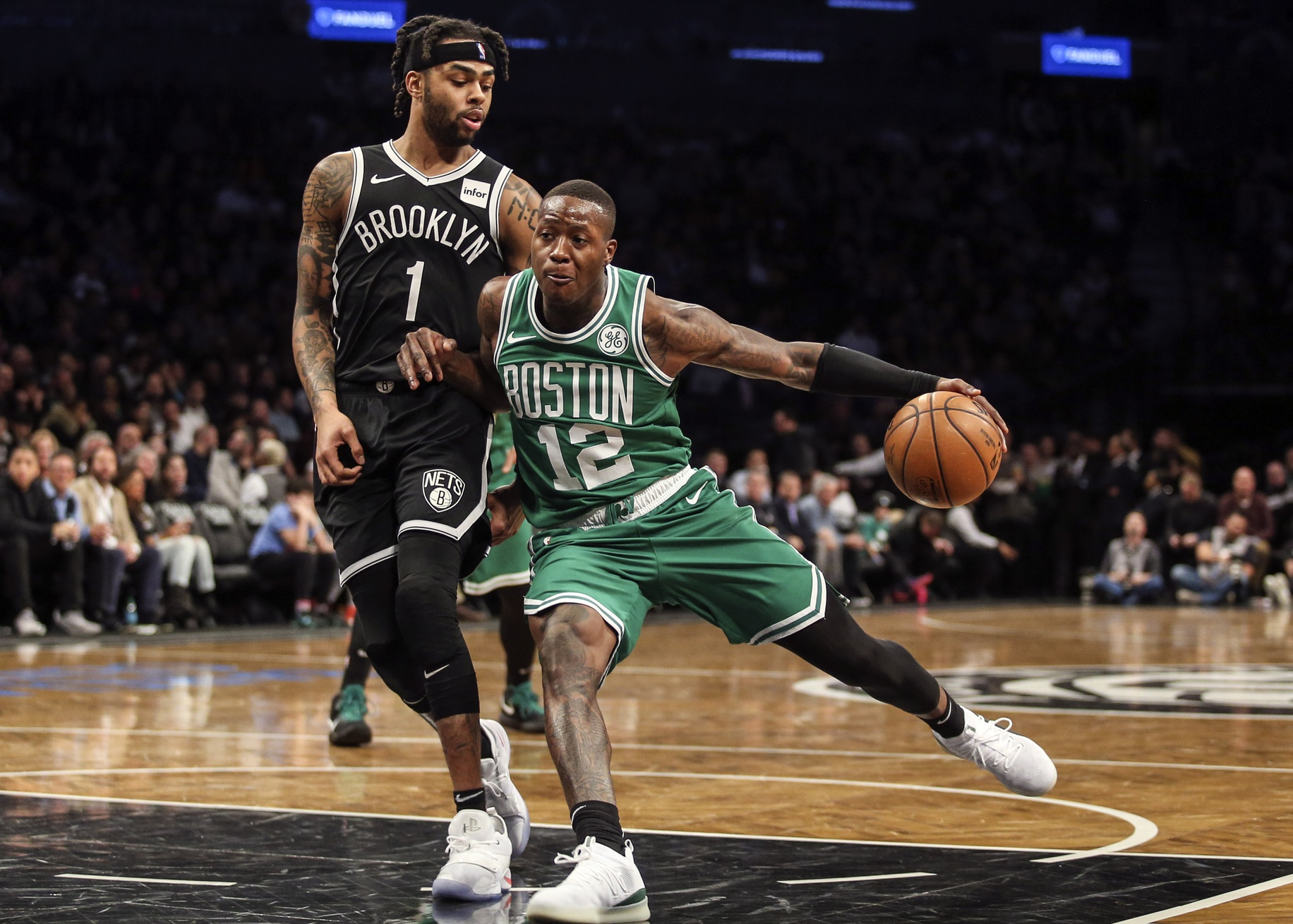Your Morning Dump... Where the Celtics are too good for their own good