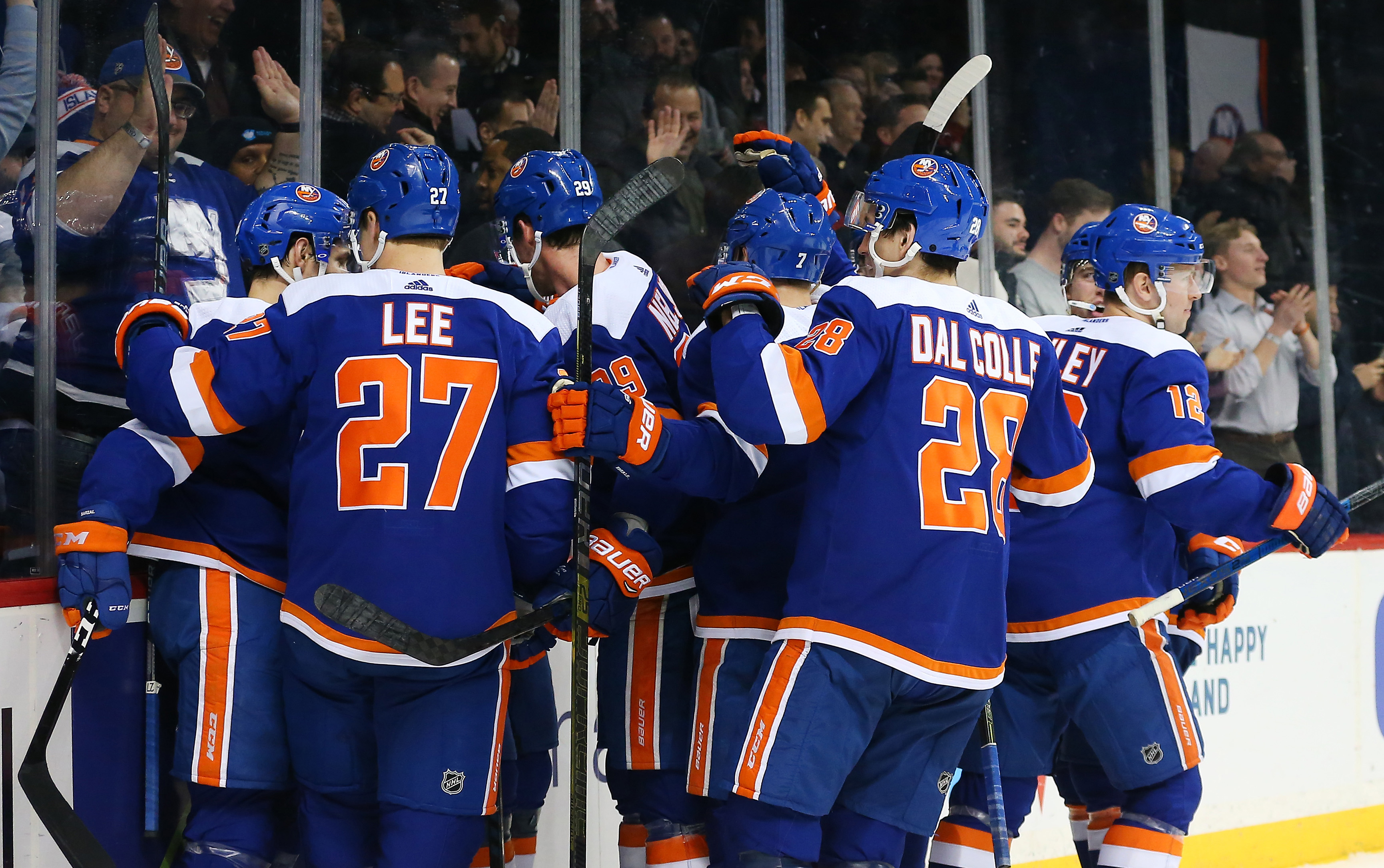 Three Takeaways: Lehner key in Islanders' win over Blues