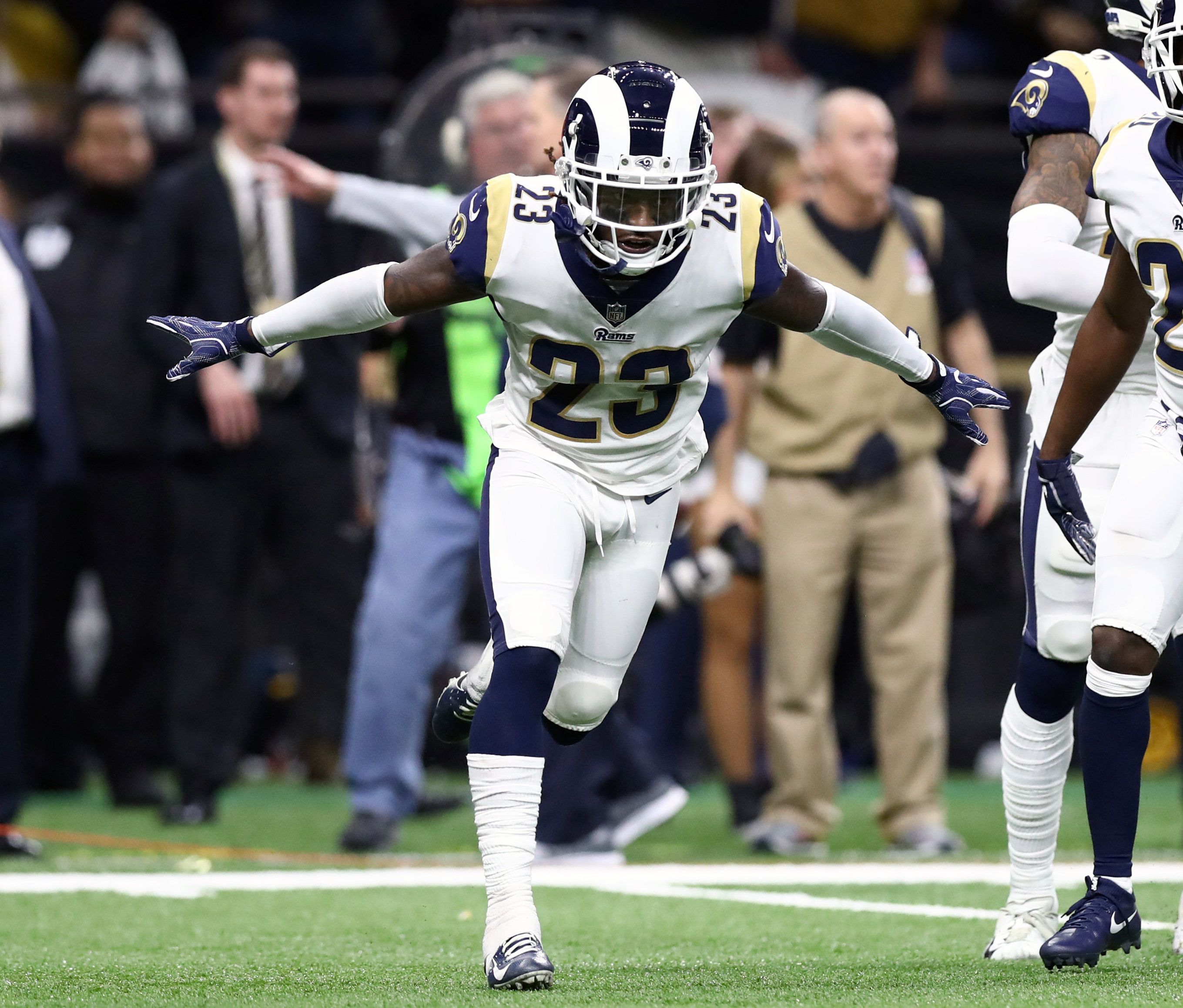 NFL finally hands down punishment for missed pass interference call on Nickell Robey-Coleman vs Saints