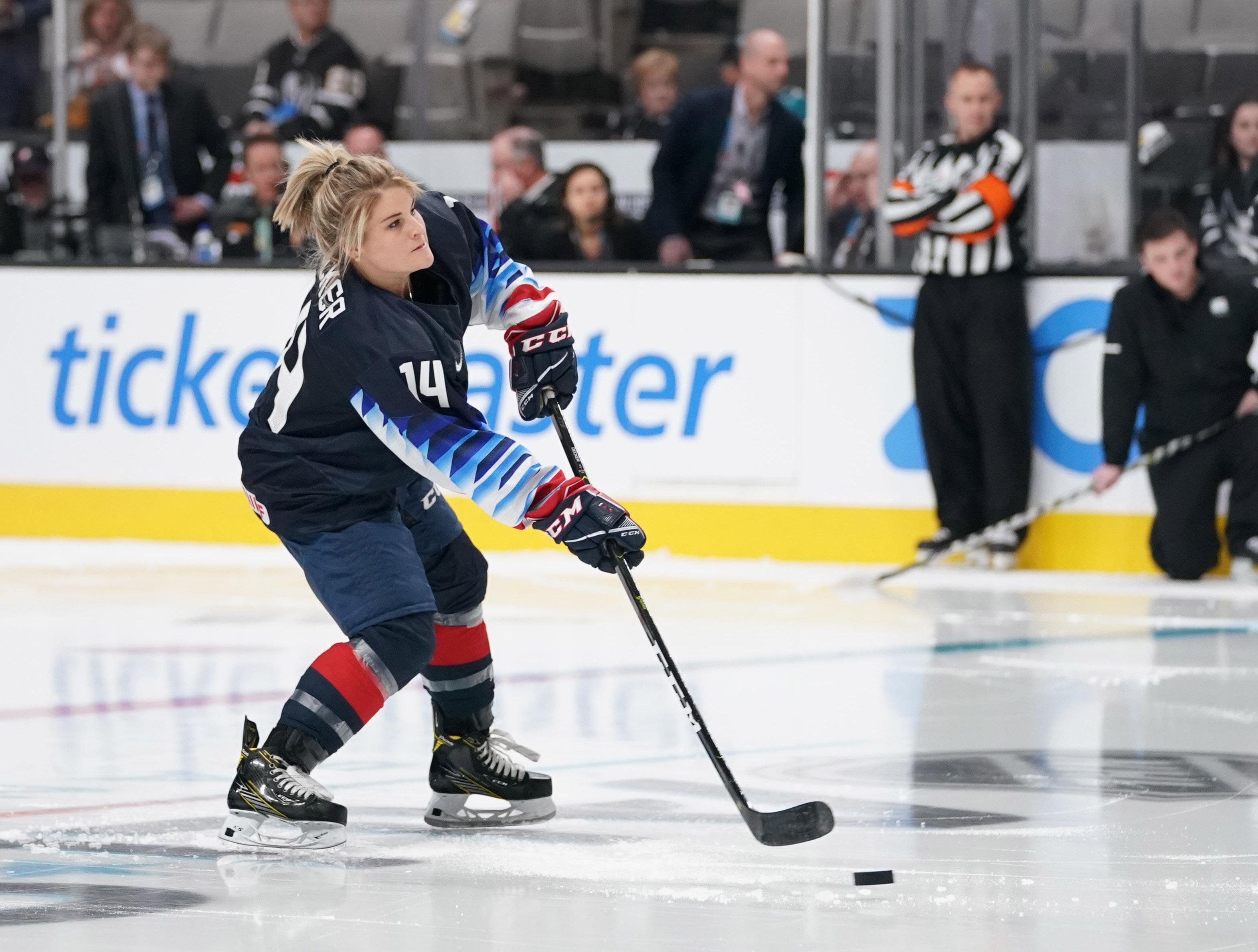NHL Misses Golden PR Opportunity After Brianna Decker's Performance
