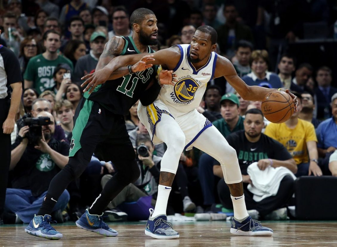 Recap: Celtics fight hard against Warriors but blow it with mistakes in the clutch