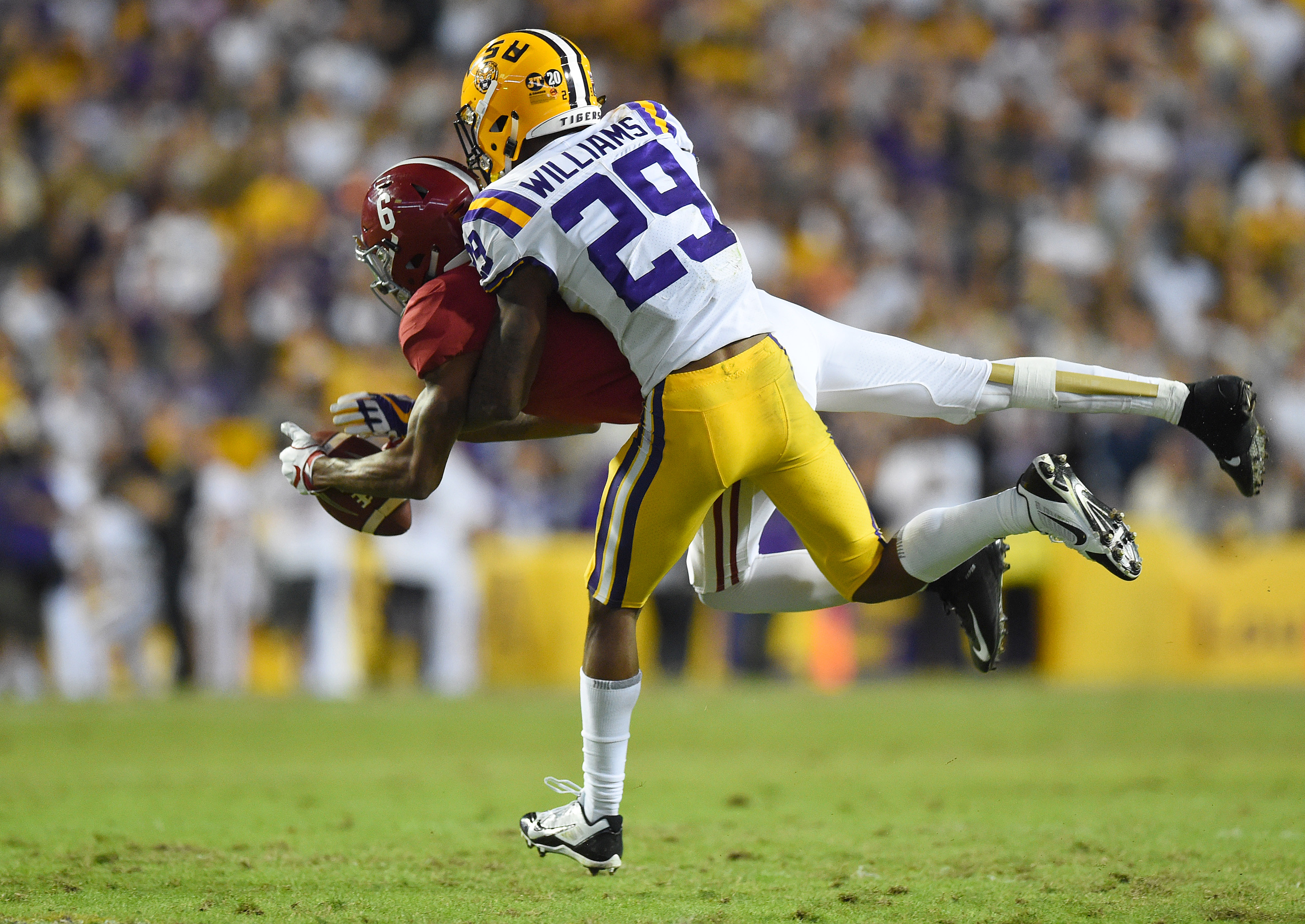 "Player Profile: Andraez ""Greedy"" Williams"