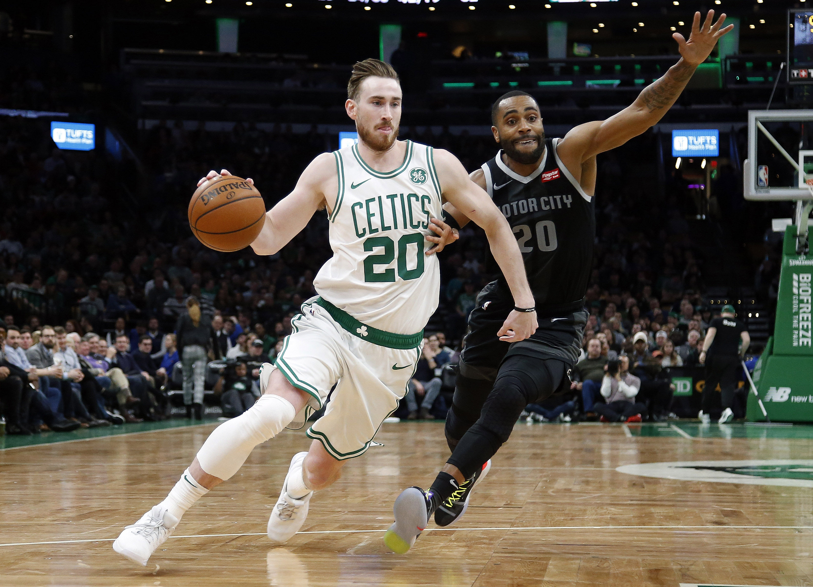 Inside Gordon Hayward's best five-game stretch of the season