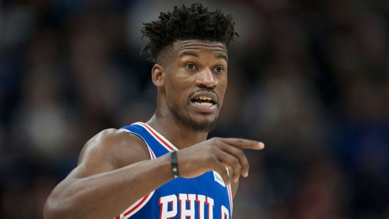 Is the Jimmy Butler blowup coming for the Sixers?