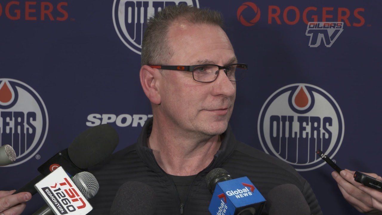 Oilers Lay Groundwork For Busy Summer