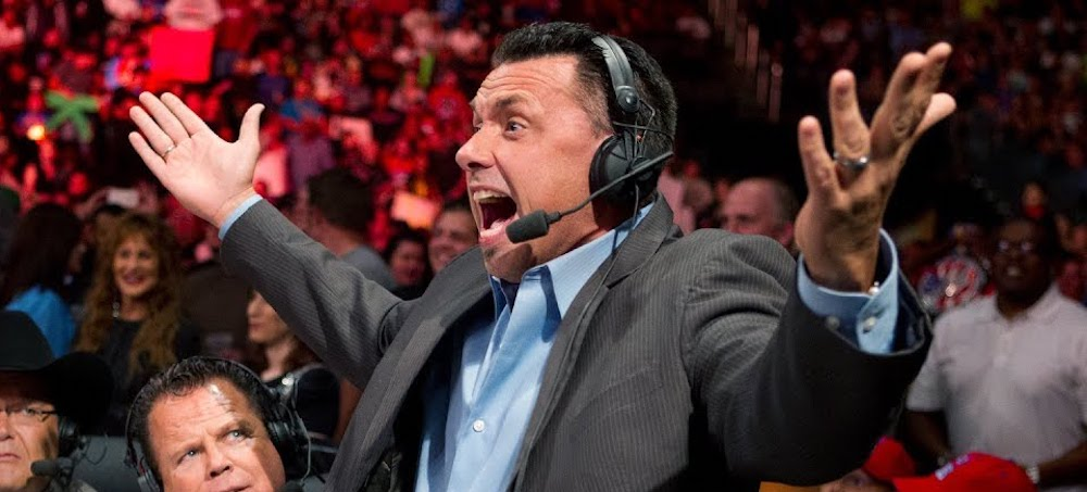 Michael Cole Leaving WWE Commentating Role Soon?