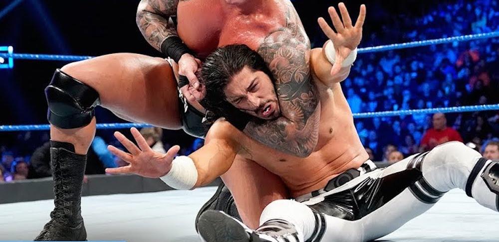 LOOK: Mustafa Ali Suffers Major Black Eye After WWE 'SmackDown Live' Match