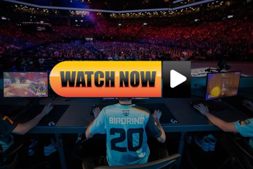 Overwatch League season live stream