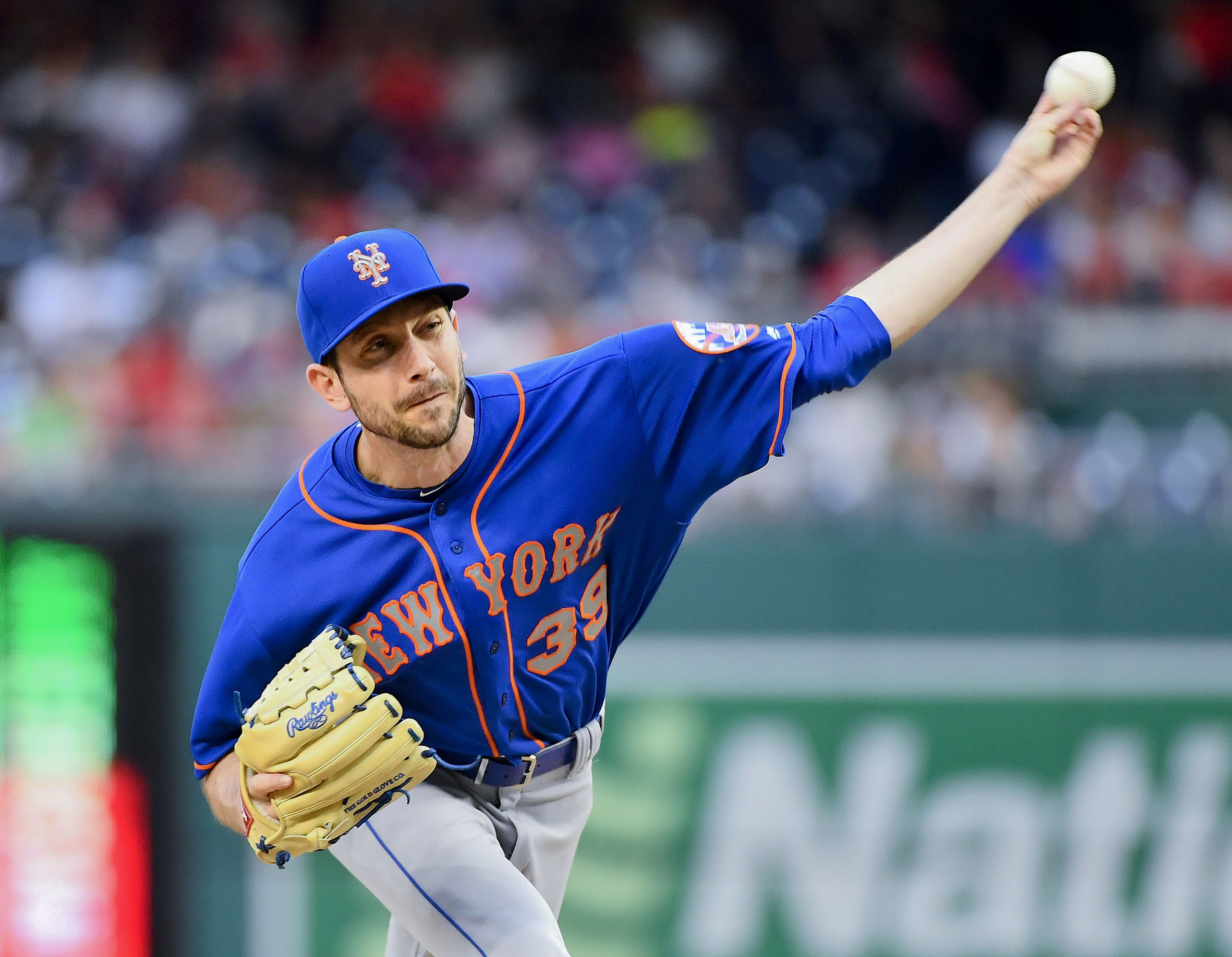 Former Met Jerry Blevins Signs Minor League Deal With Oakland A's