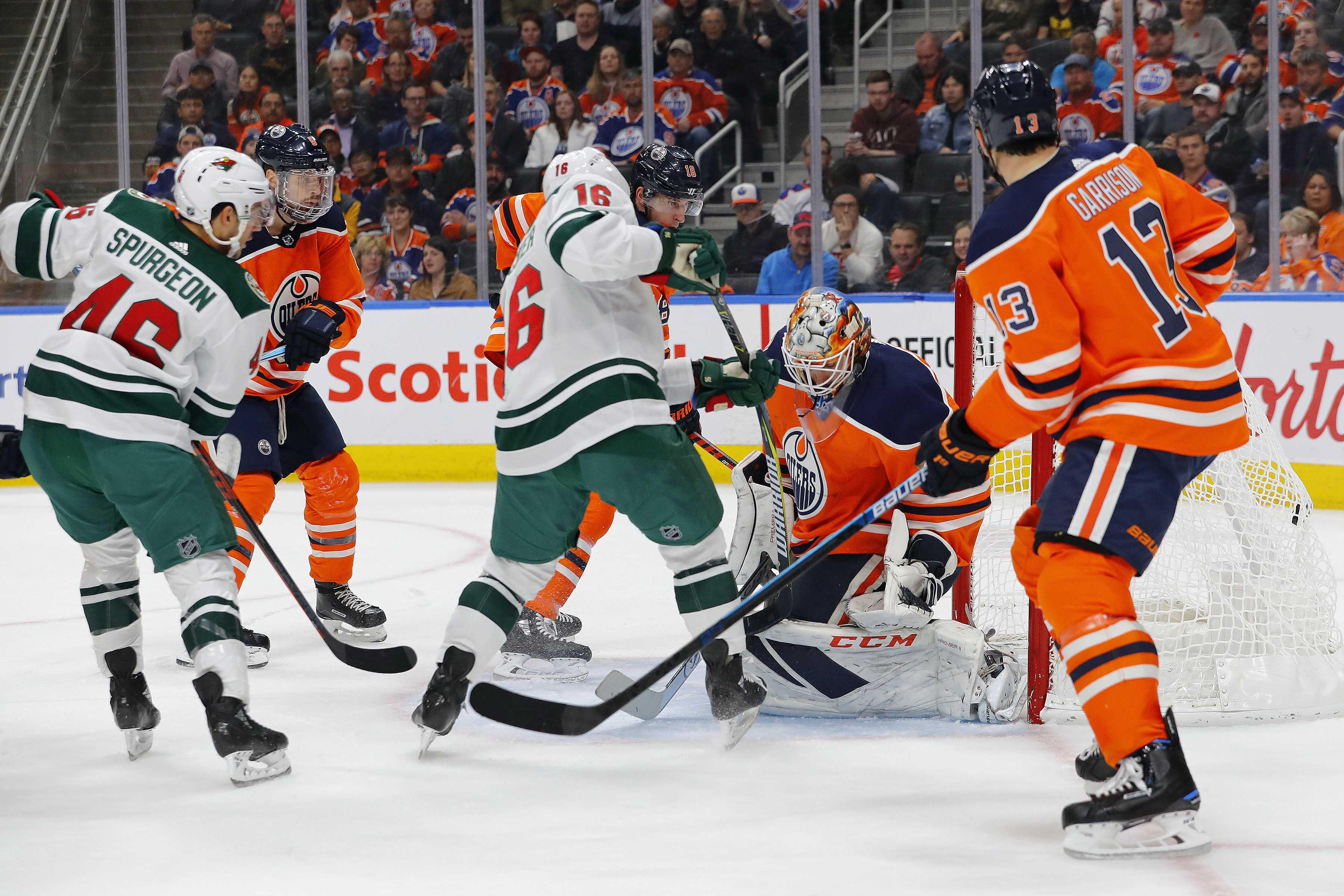 Oilers Gameday: @ Minnesota