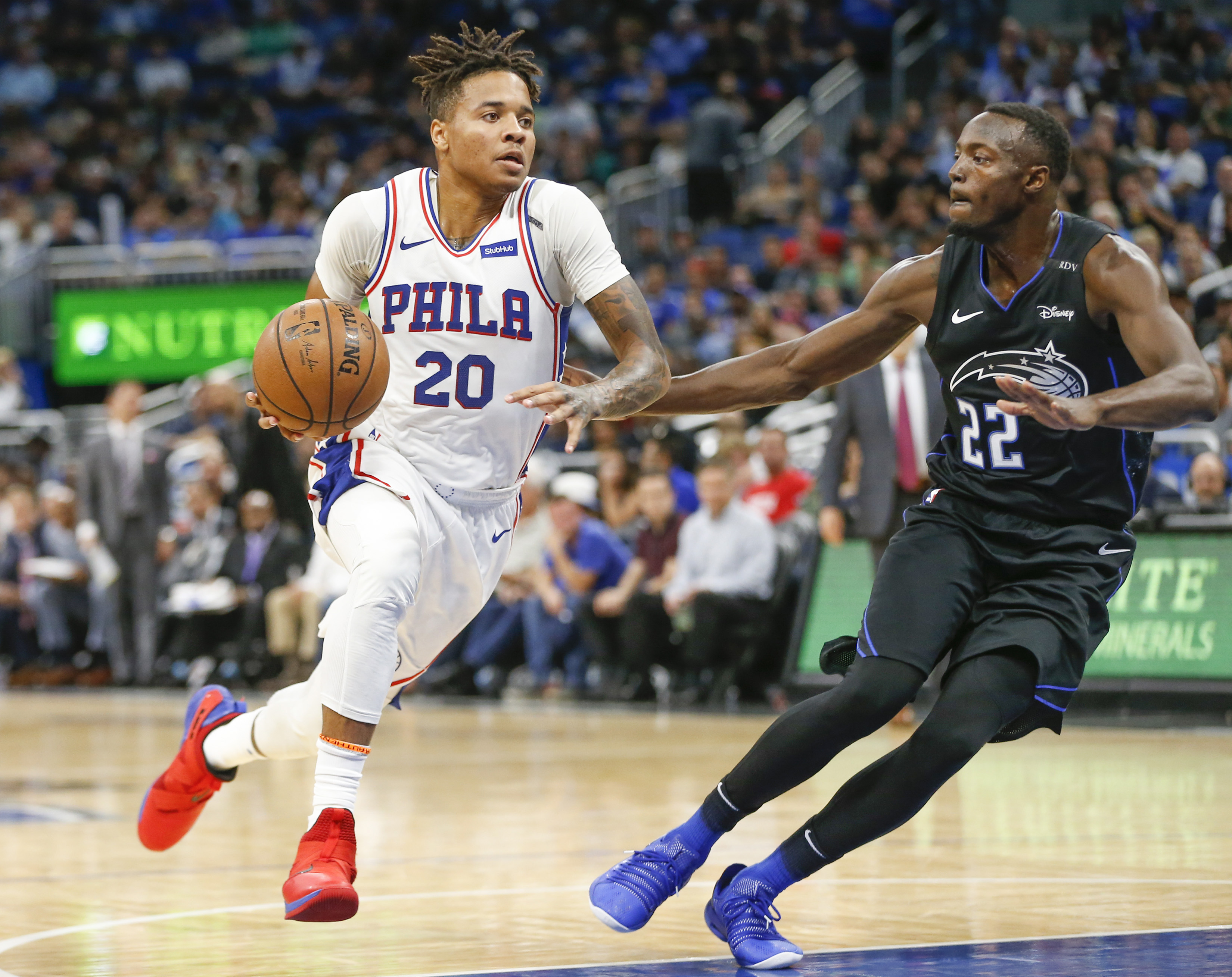 Sixers officially end the Markelle Fultz saga by trading him to the Magic