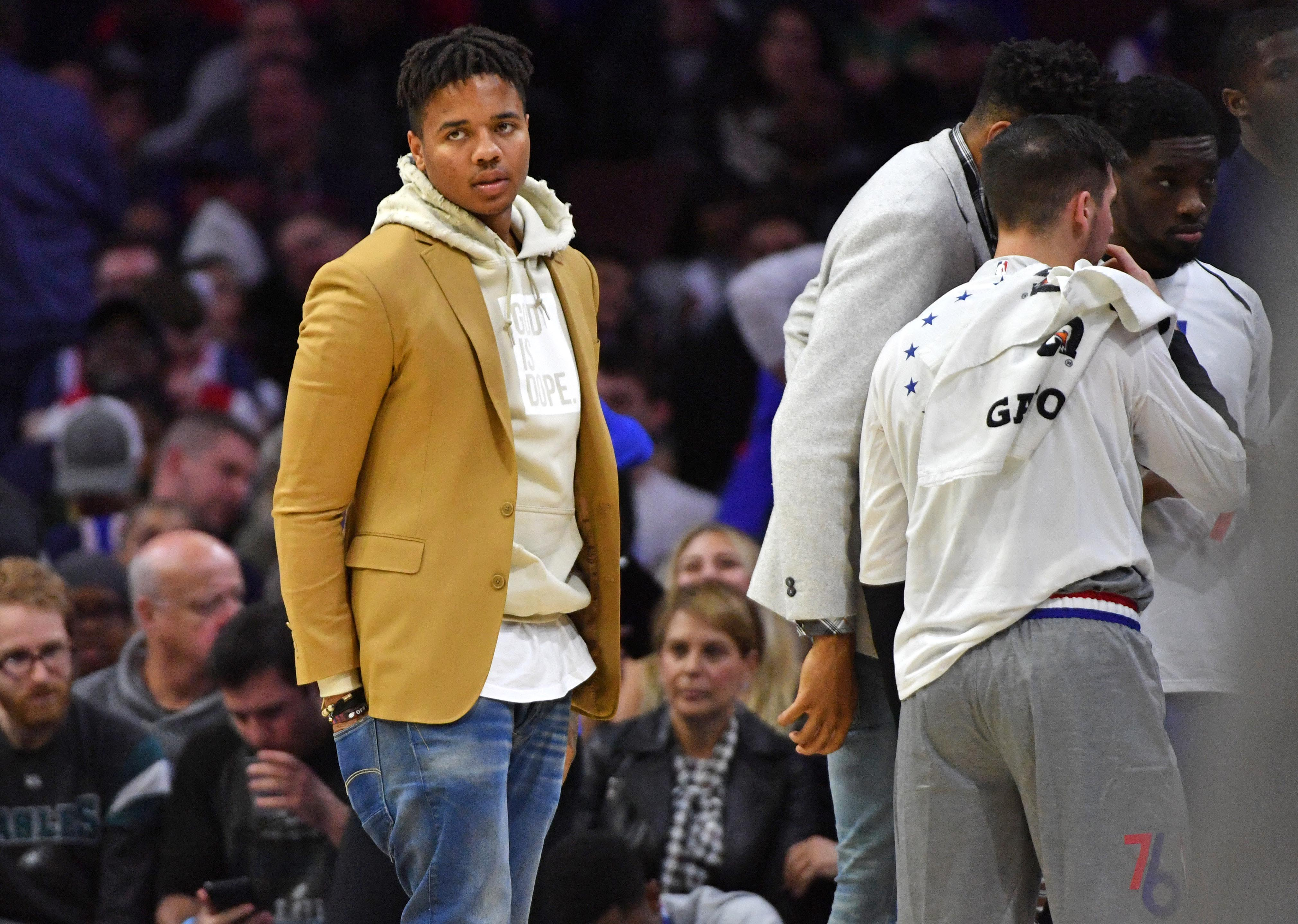 Why did Sixers GM Elton Brand trade Markelle Fultz to the Magic?