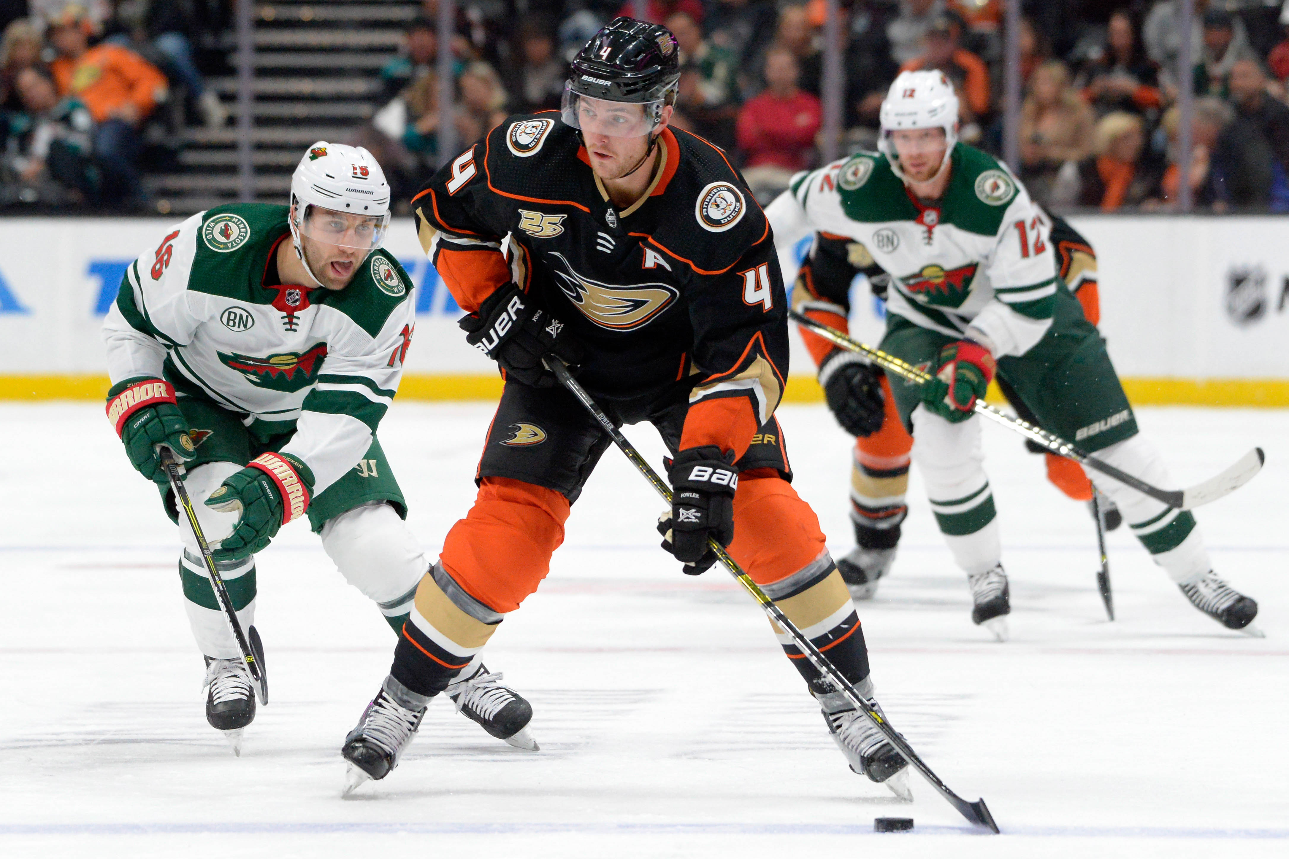 Game Preview: Minnesota Wild vs. Anaheim Ducks 2/19/19 @ 7:00PM CST at Xcel Energy Center