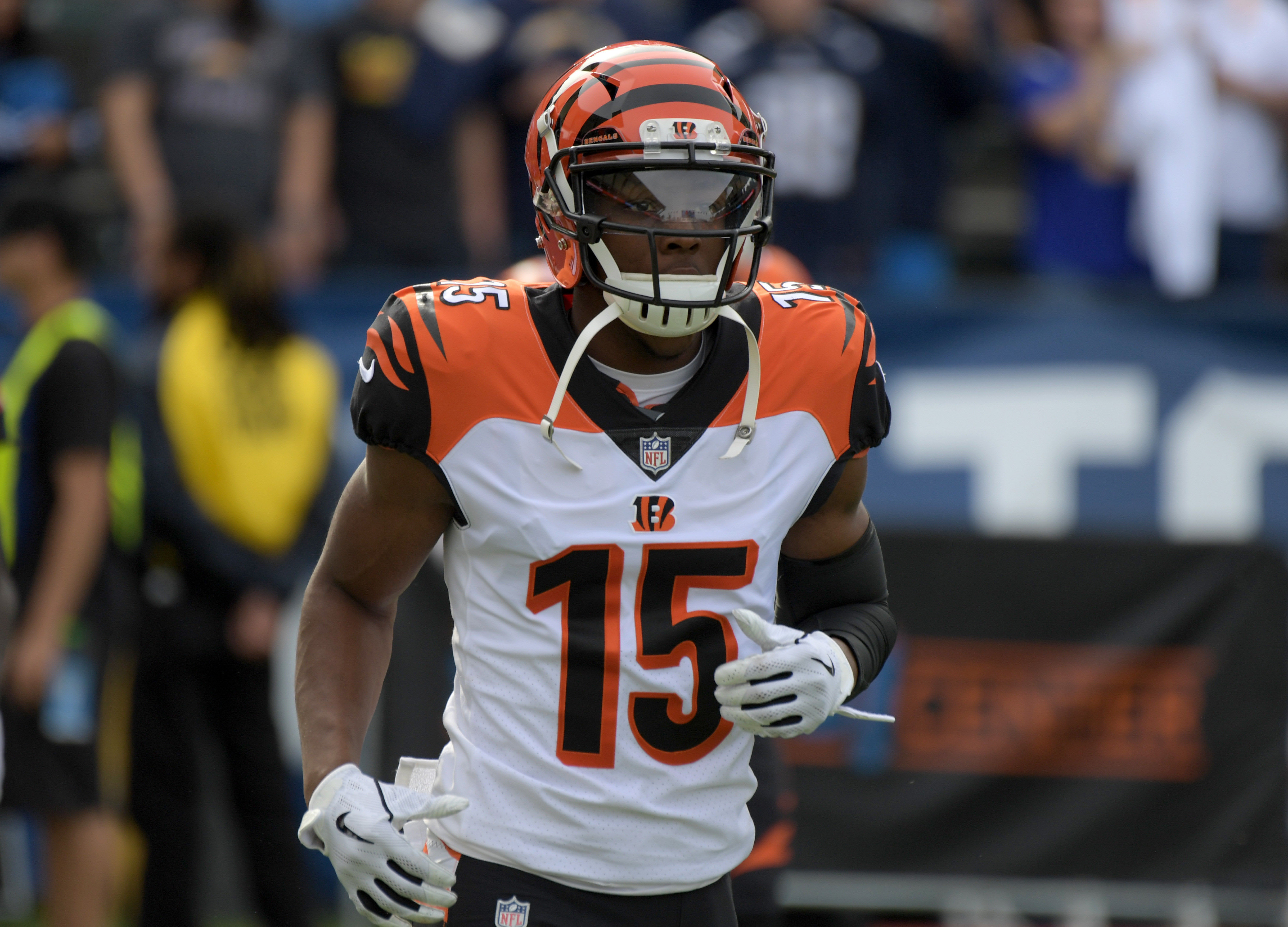 John Ross' speed has only gotten him so far with the Bengals