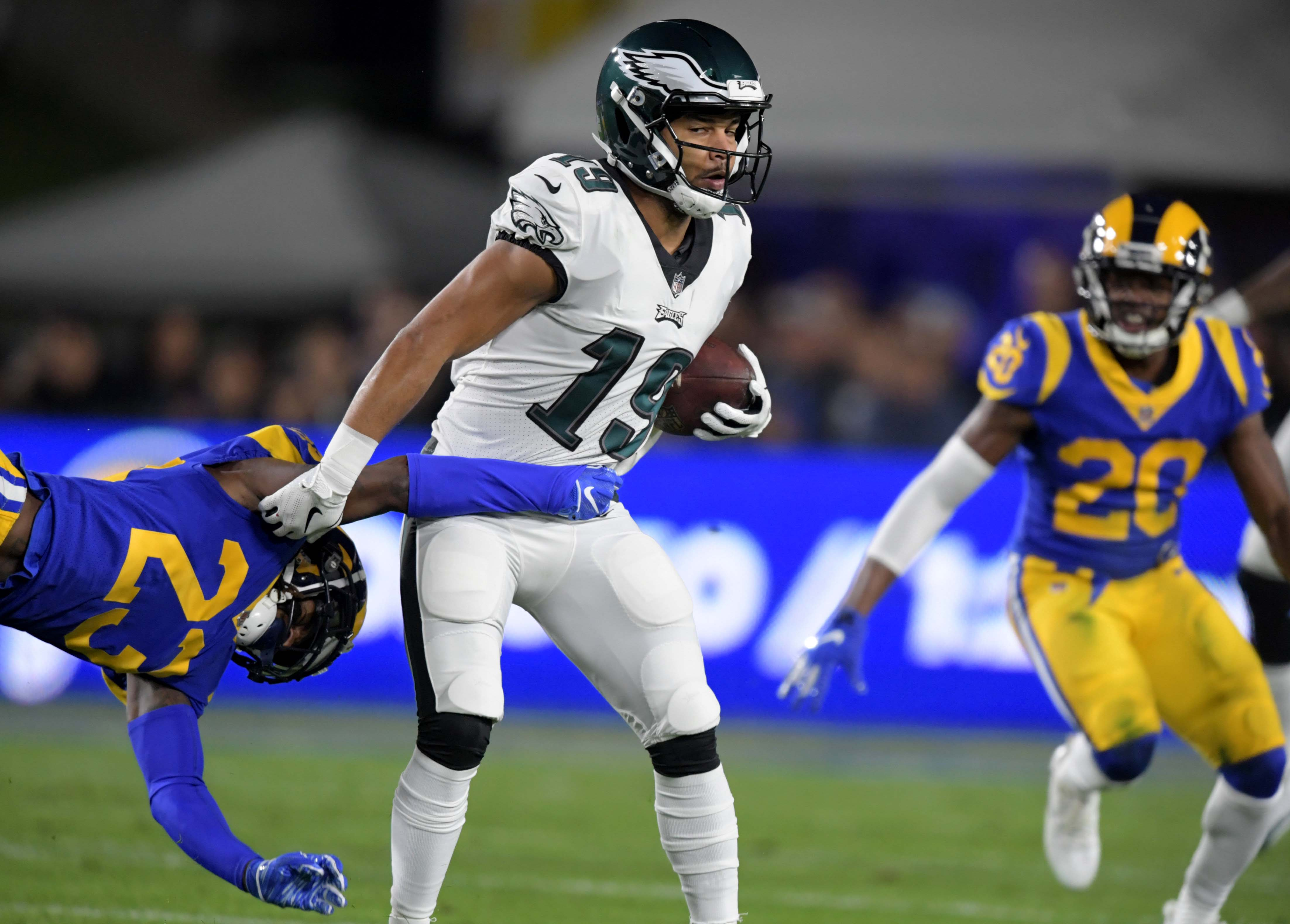 Golden Tate has his eyes set on the New England Patriots
