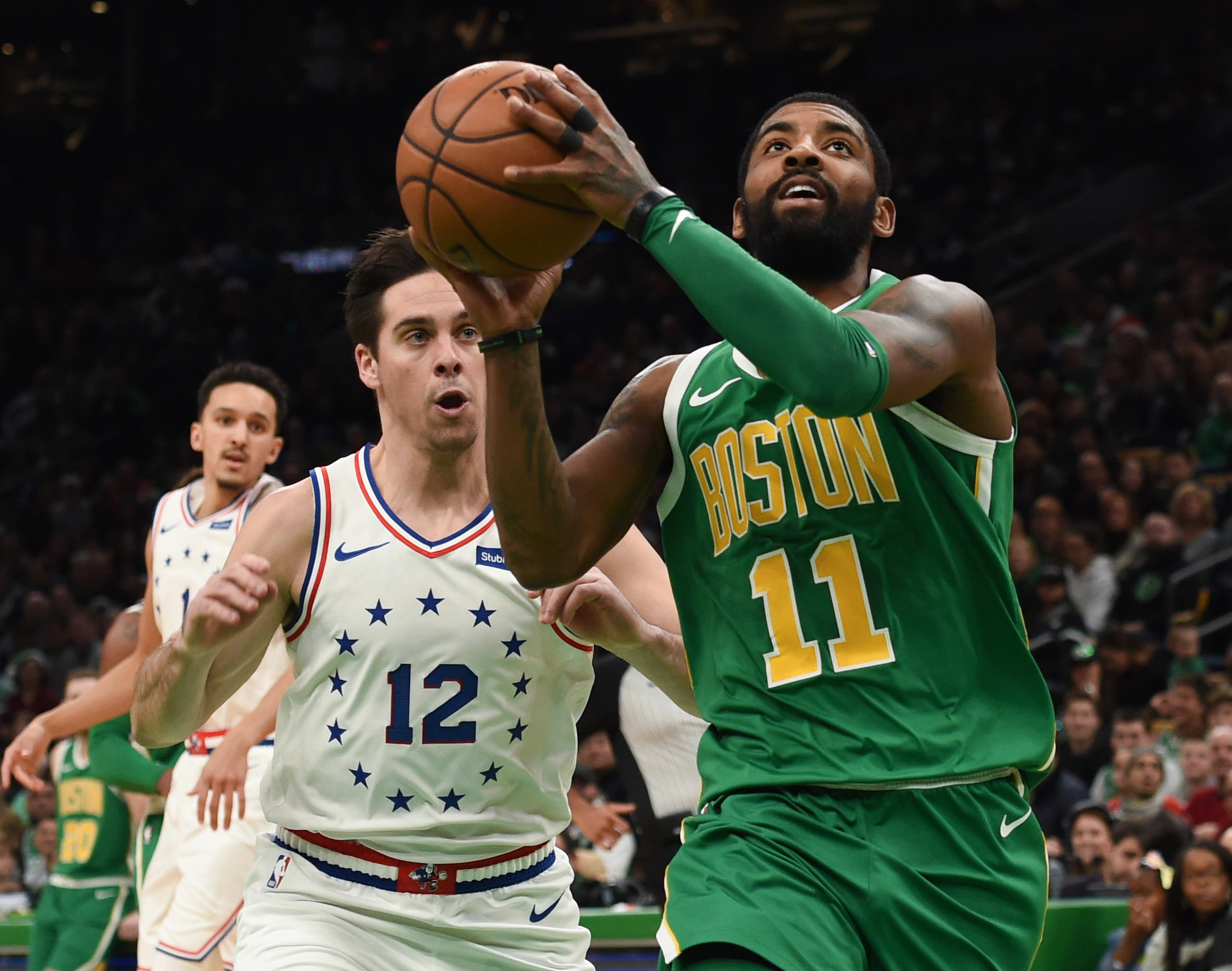 Philadelphia 76ers: Issues in Boston make great news for Philly